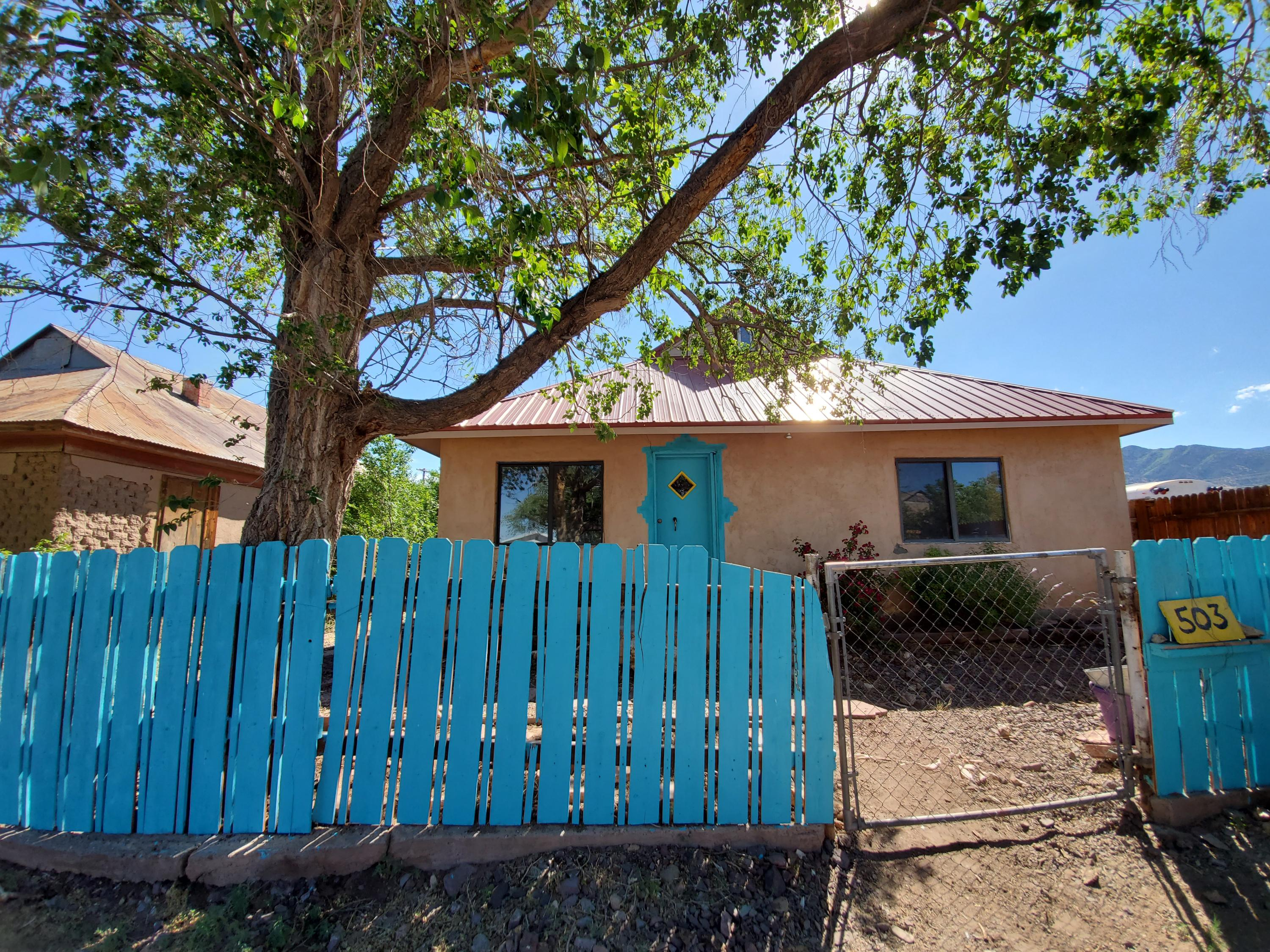 503 Elm Street, Magdalena, NM 87825 - Magdalena, NM real estate listing
