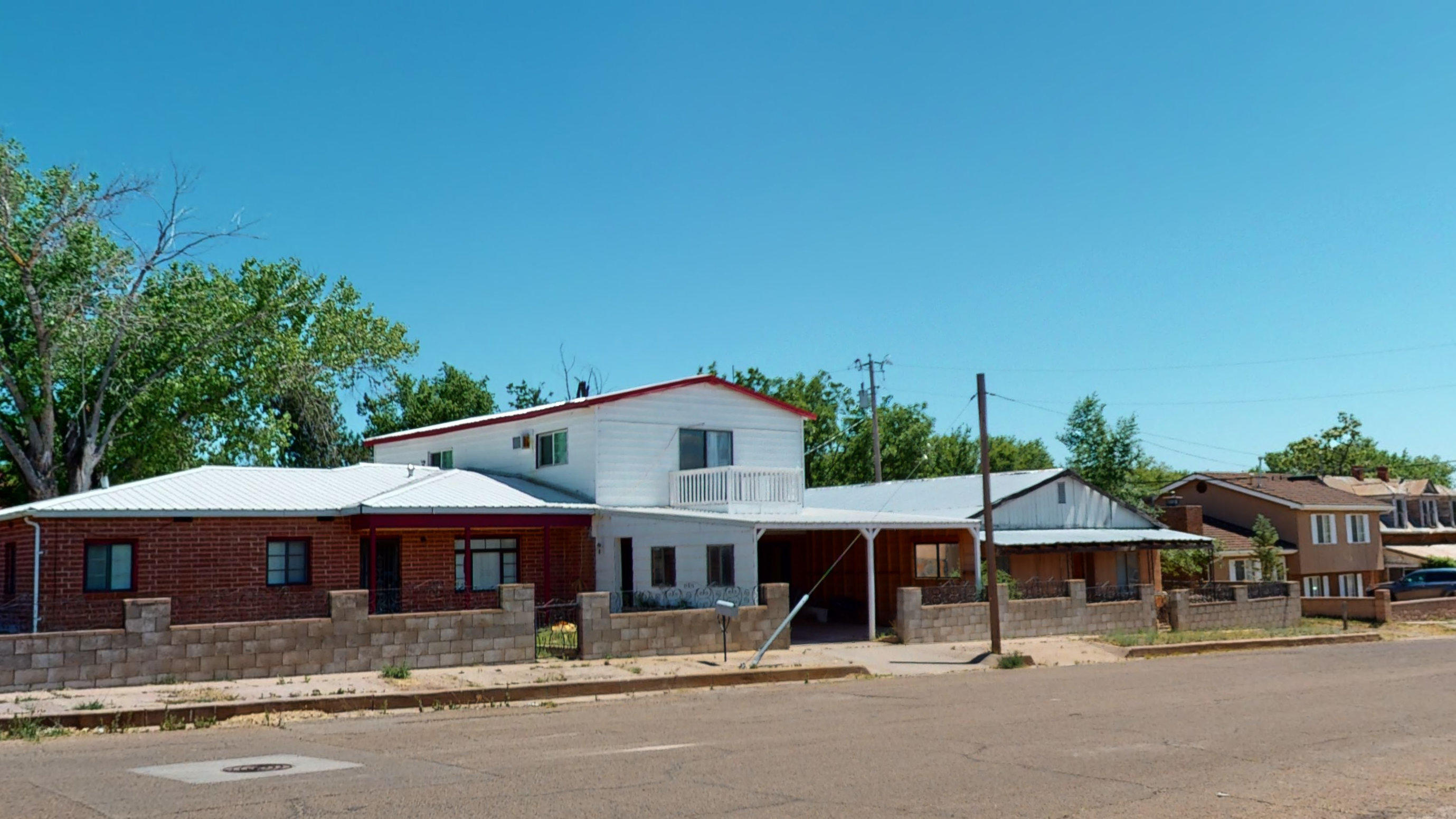 252 & 248 CORONA Avenue Property Photo - Santa Rosa, NM real estate listing