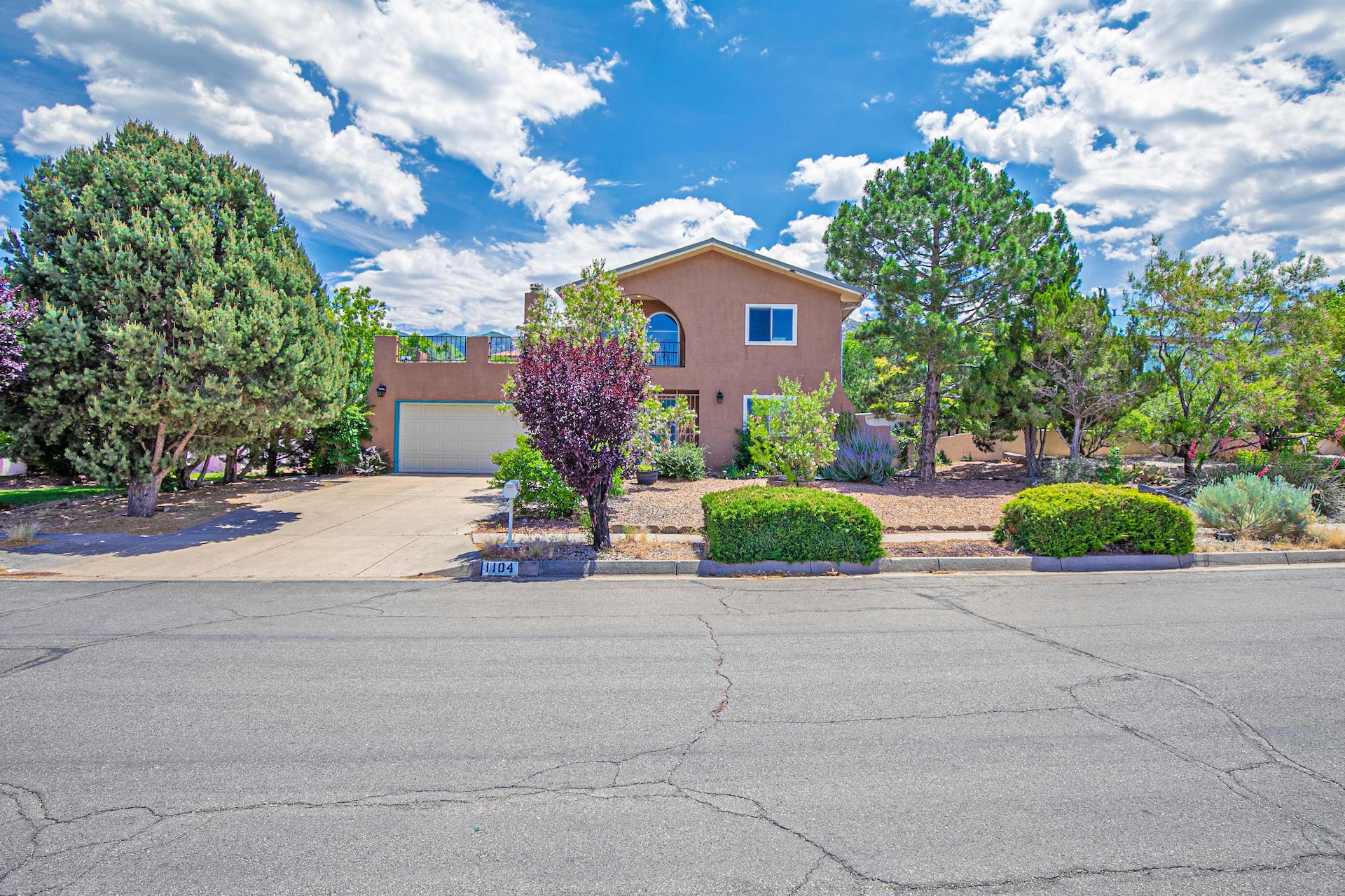 1104 DASKALOS Drive NE Property Photo - Albuquerque, NM real estate listing