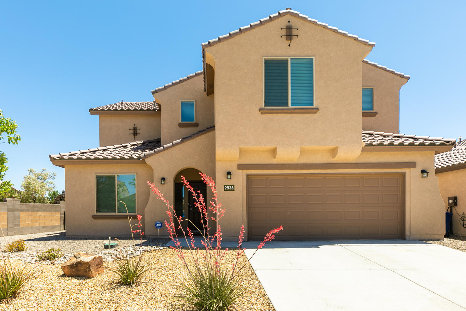 9536 ANDESITE Drive NW Property Photo - Albuquerque, NM real estate listing
