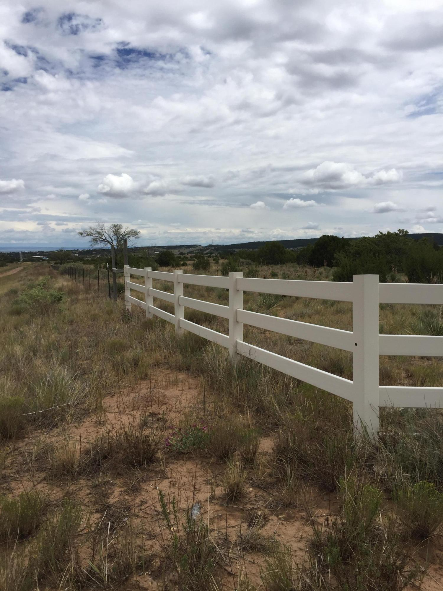 Sedillo Rd. Property Photo - Edgewood, NM real estate listing