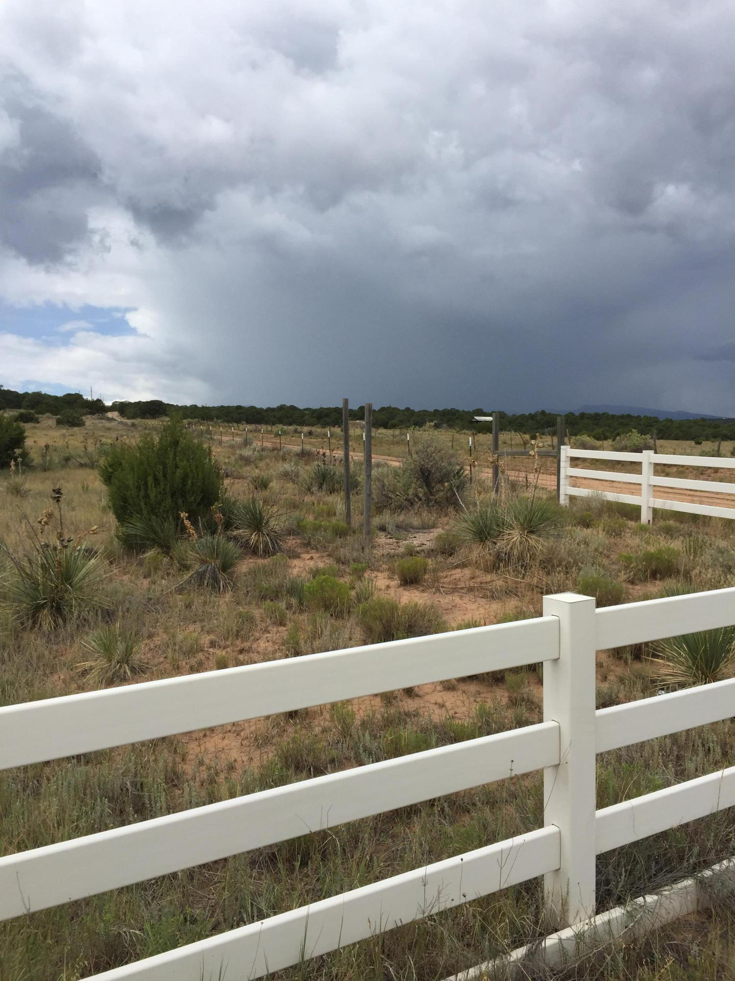 Sedillo Road Property Photo - Edgewood, NM real estate listing