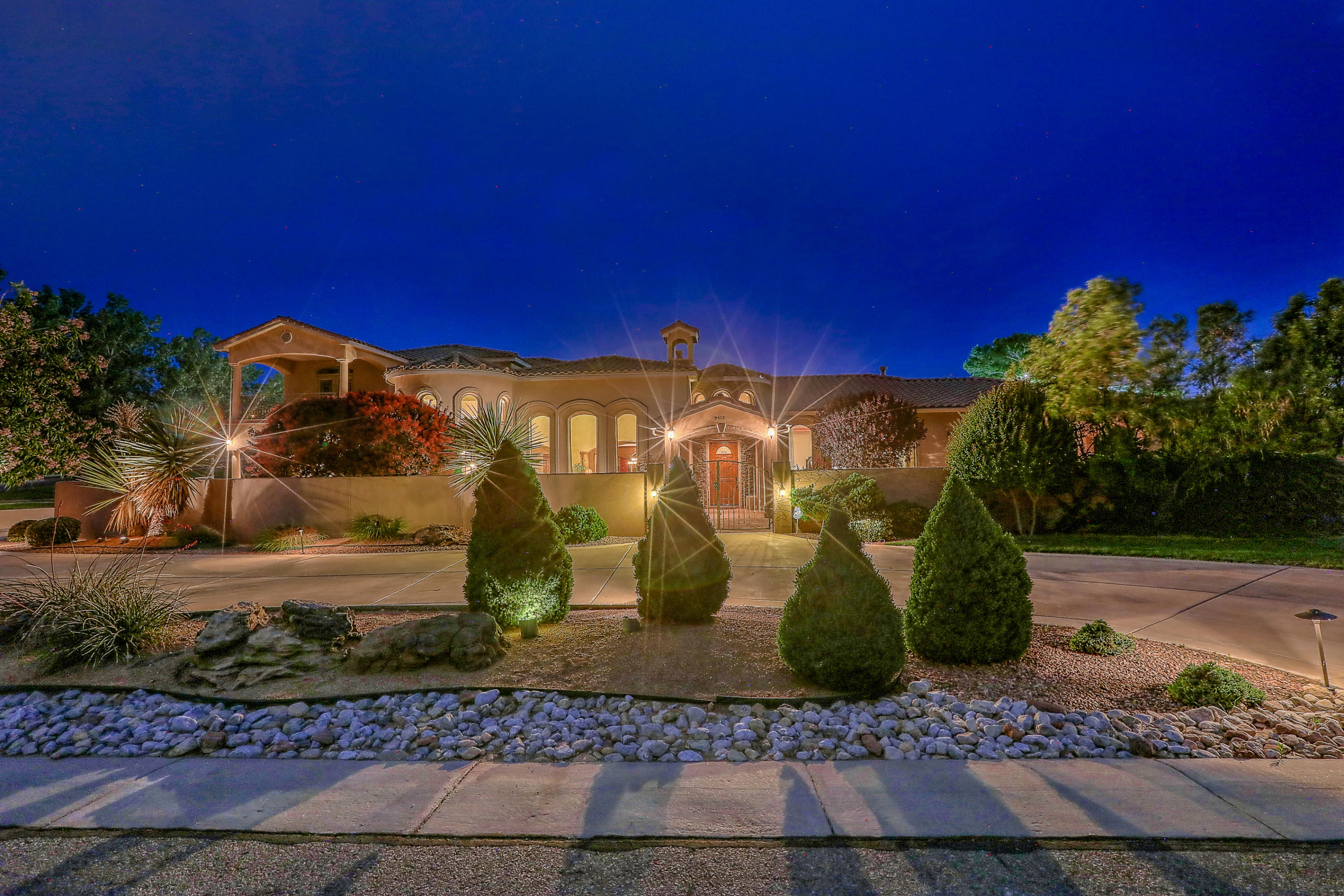 9415 BLACK FARM Lane NW Property Photo - Albuquerque, NM real estate listing