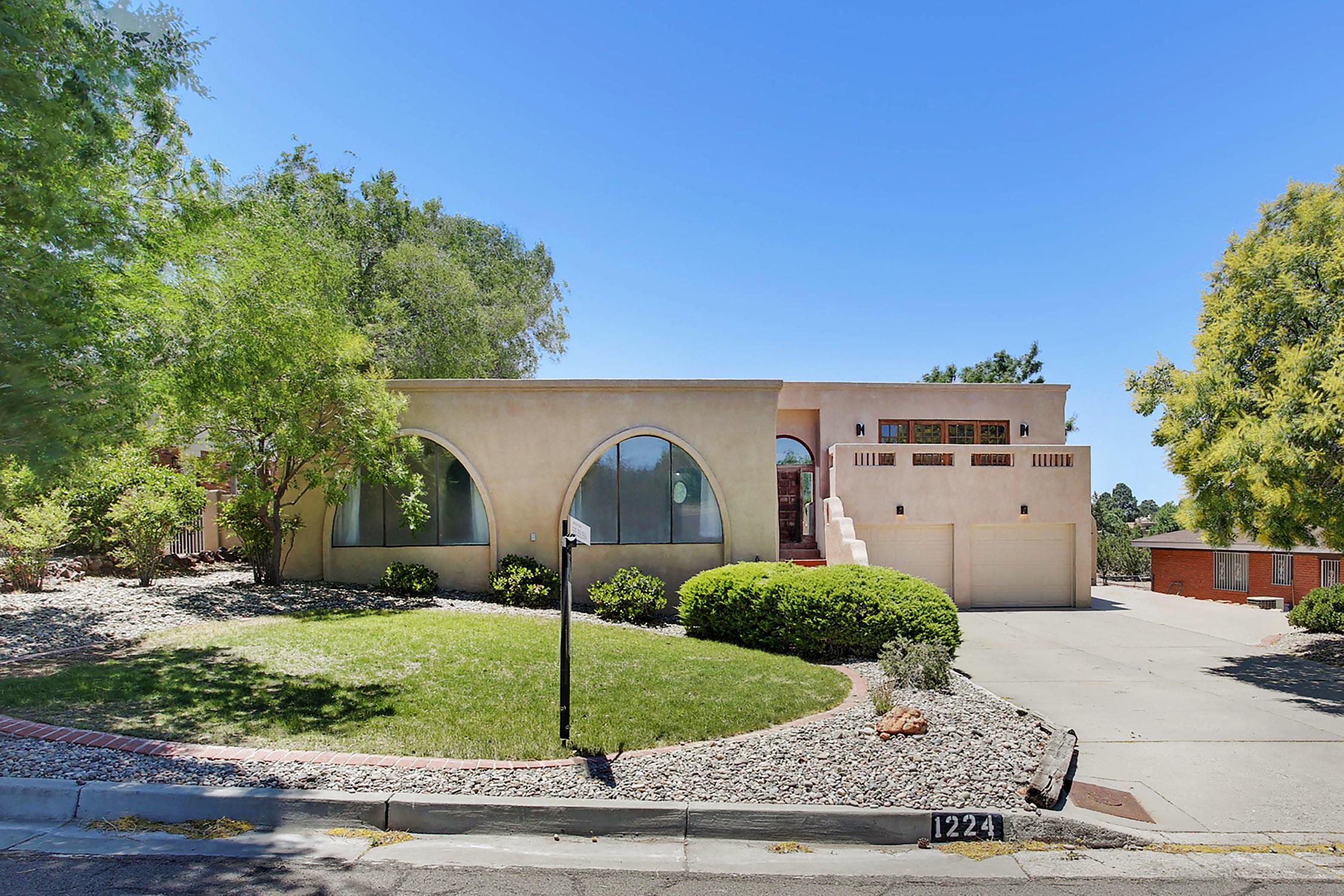 1224 Cuatro Cerros Trail SE Property Photo - Albuquerque, NM real estate listing