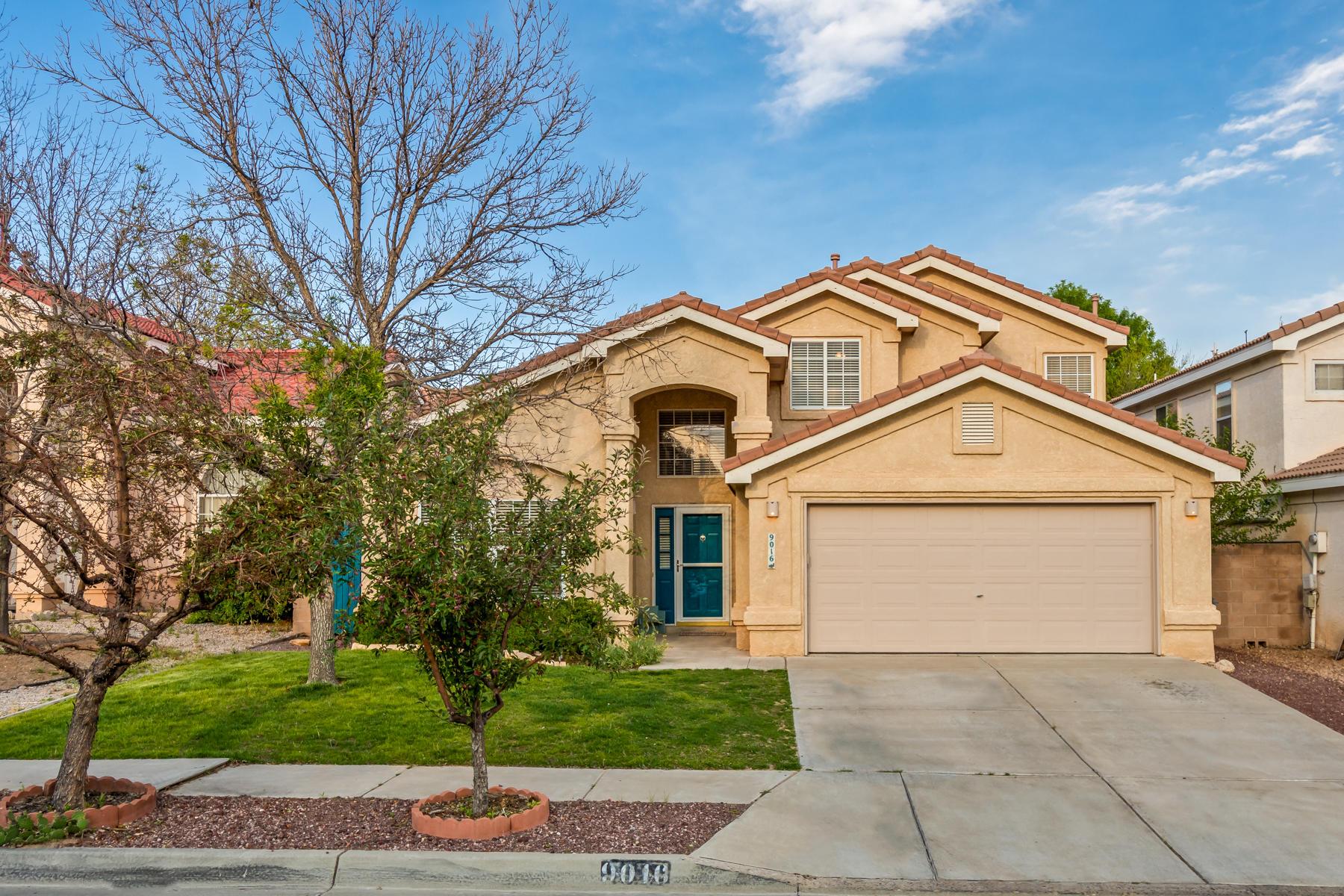 9016 Cactus Trail Road NW Property Photo - Albuquerque, NM real estate listing