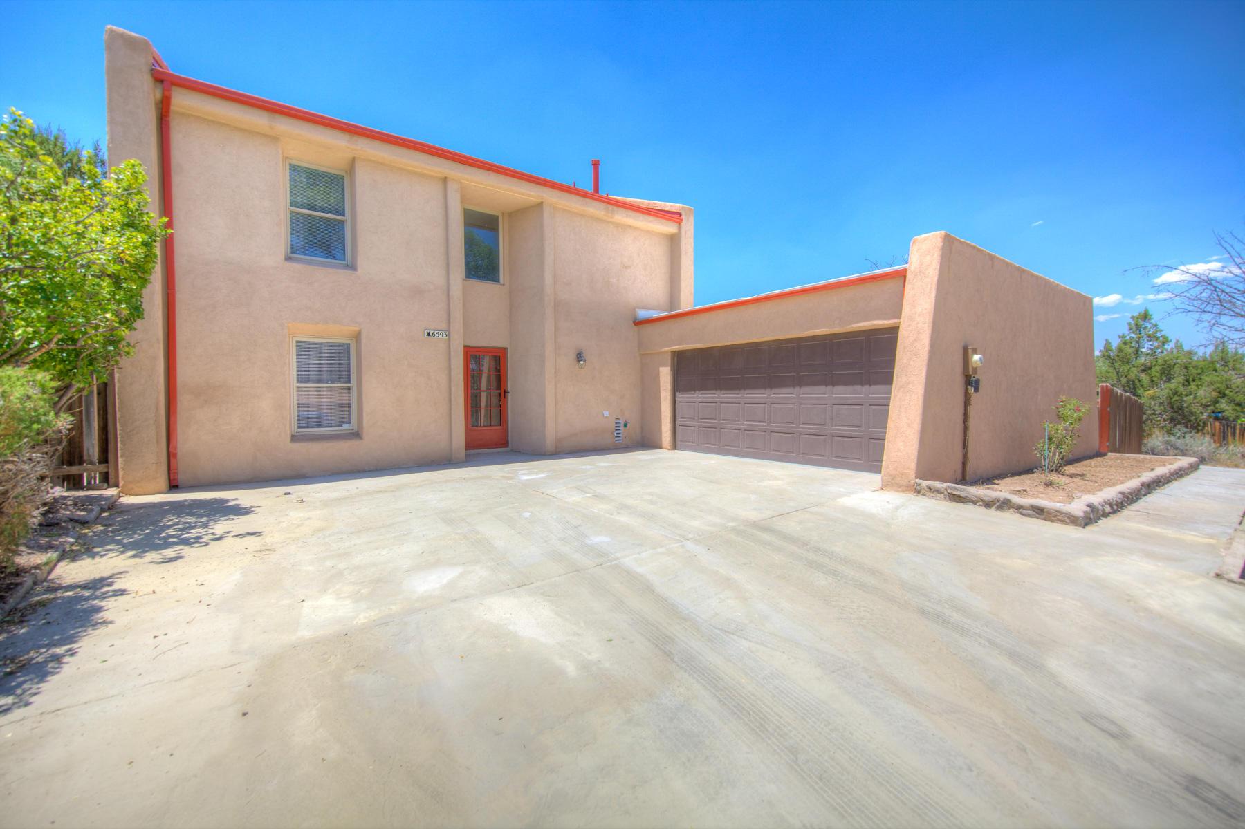 6593 Sahchu Lane Property Photo - Cochiti Lake, NM real estate listing