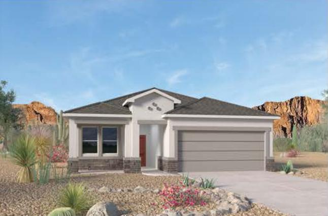 4121 Skyline Loop NE Property Photo - Rio Rancho, NM real estate listing