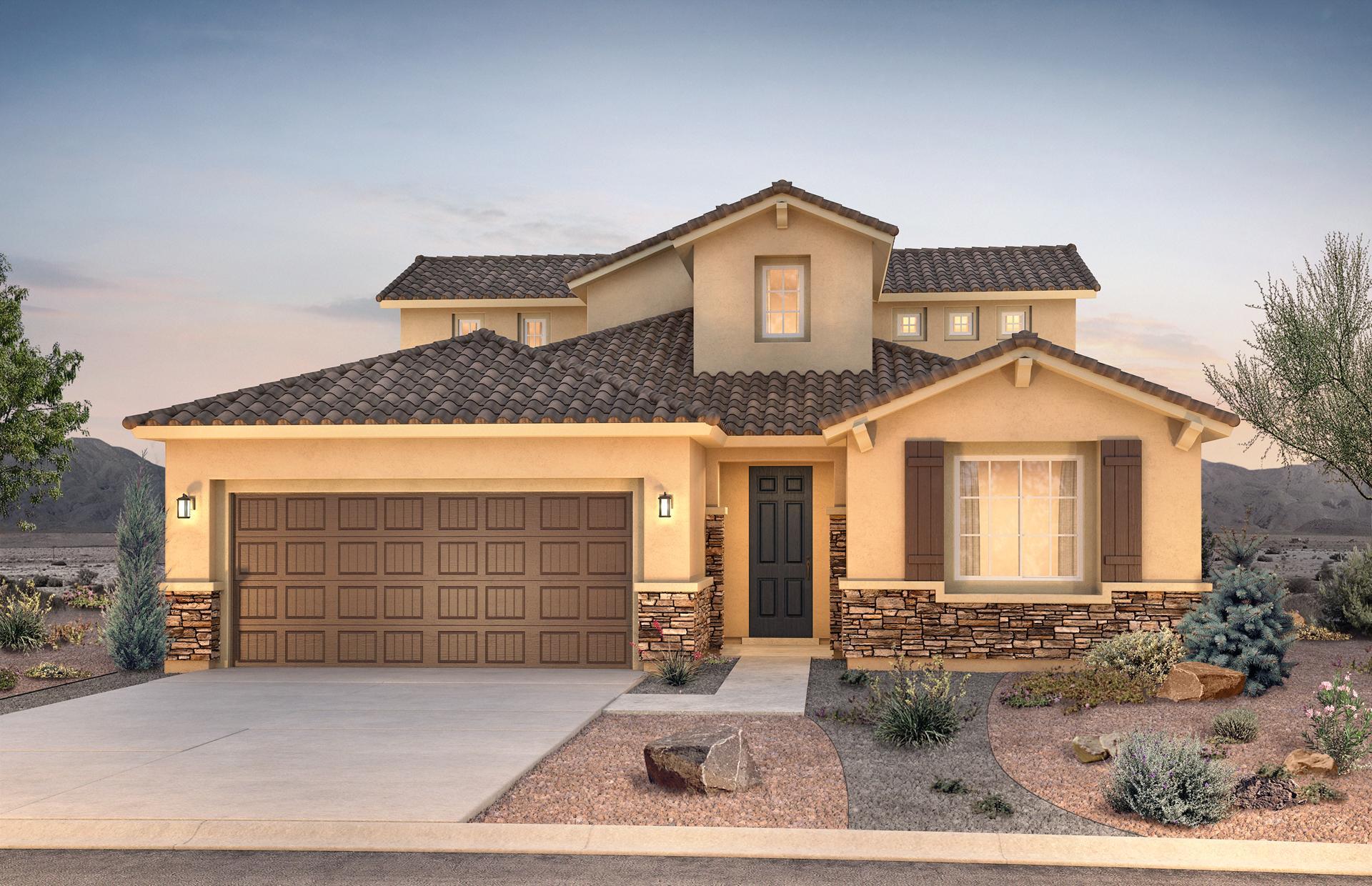 8704 La Pradera Way NE Property Photo - Albuquerque, NM real estate listing