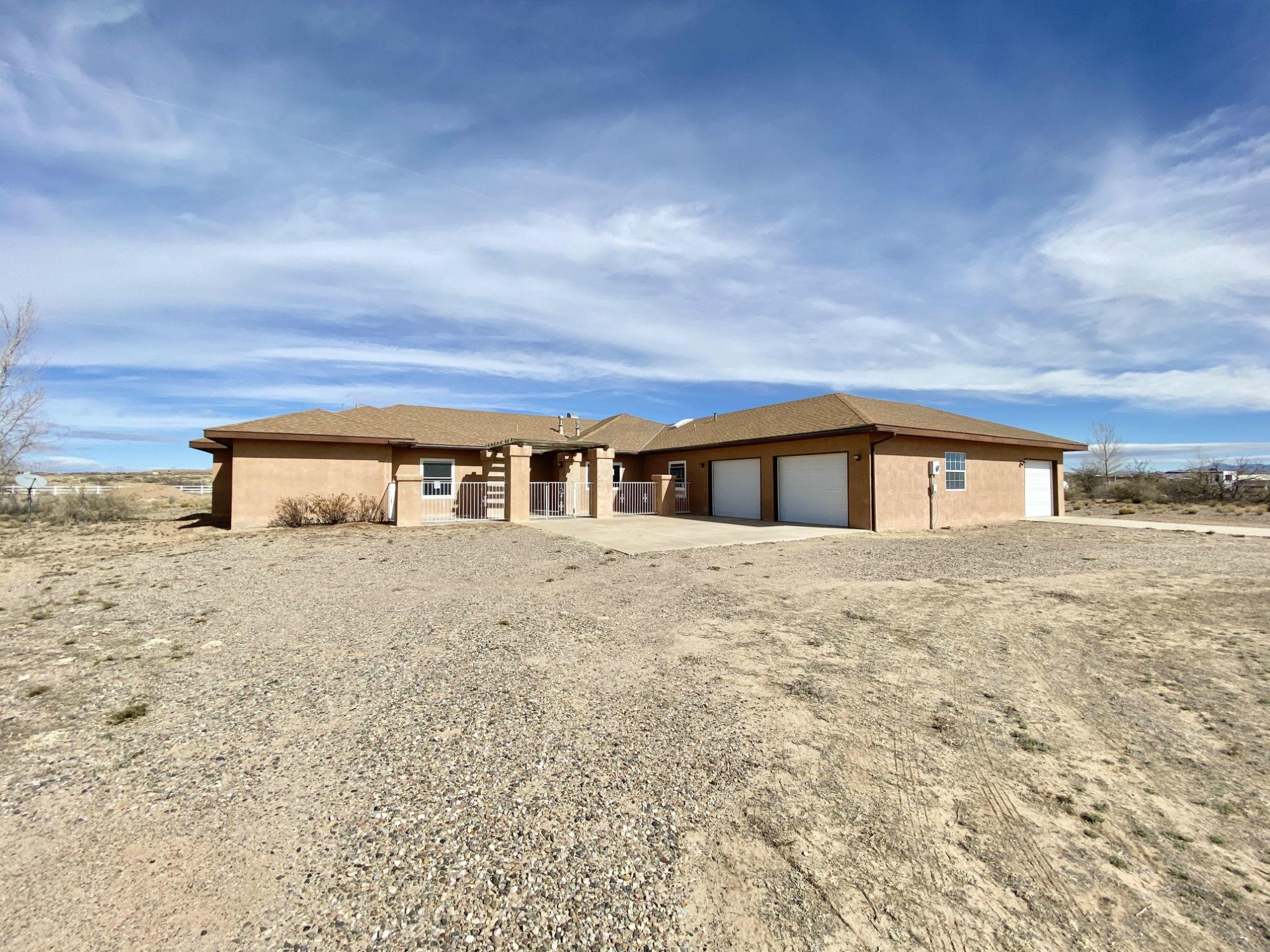 162 El Centro Drive Property Photo - Bosque, NM real estate listing