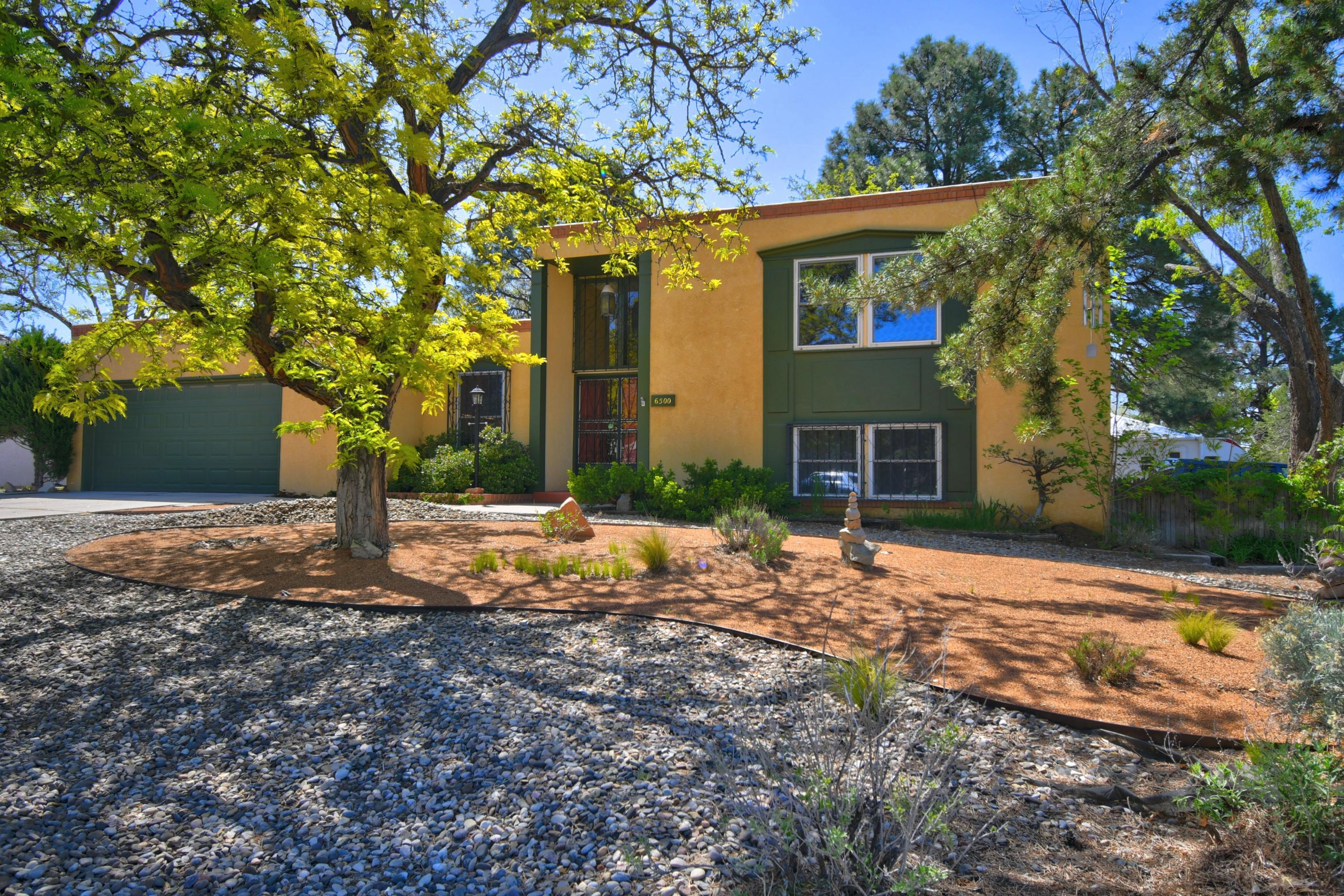 6500 ARROYO DEL OSO Avenue NE Property Photo - Albuquerque, NM real estate listing