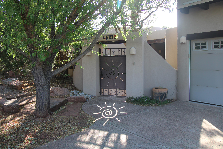 34 STORYTELLER Court Property Photo - Sandia Park, NM real estate listing