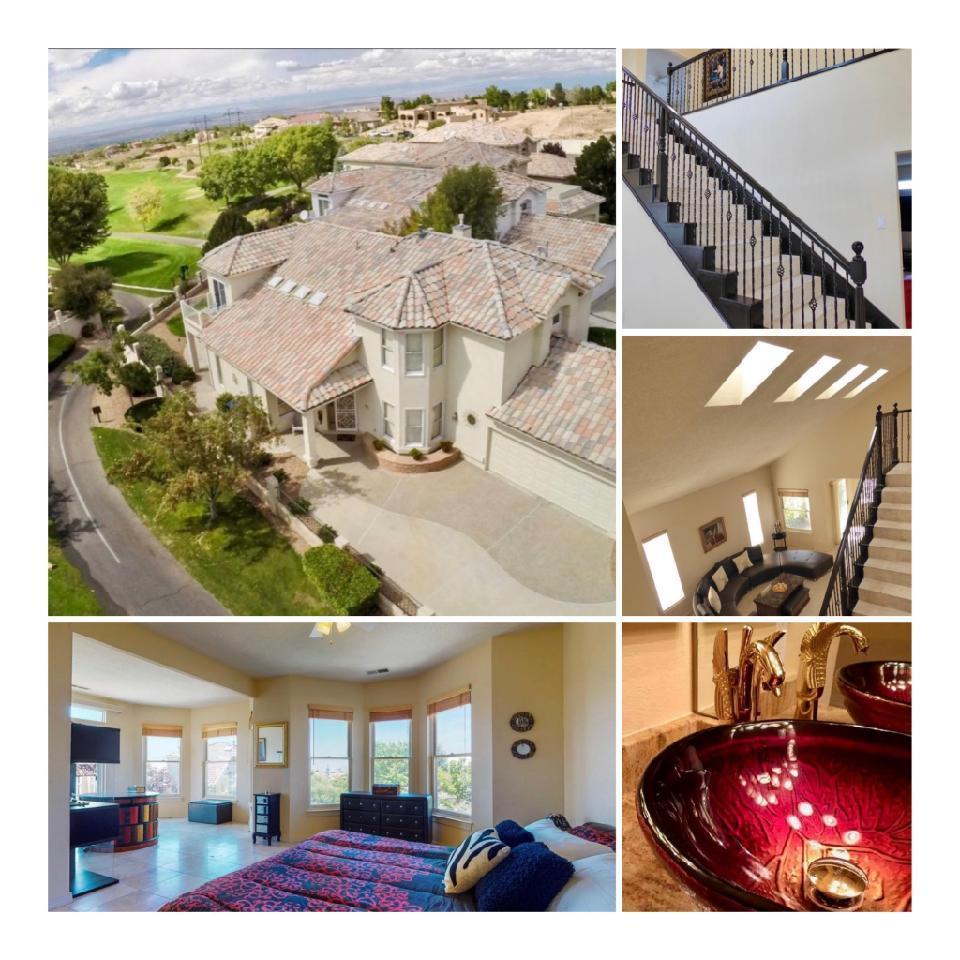 7005 Sky Valley Way NE Property Photo - Albuquerque, NM real estate listing