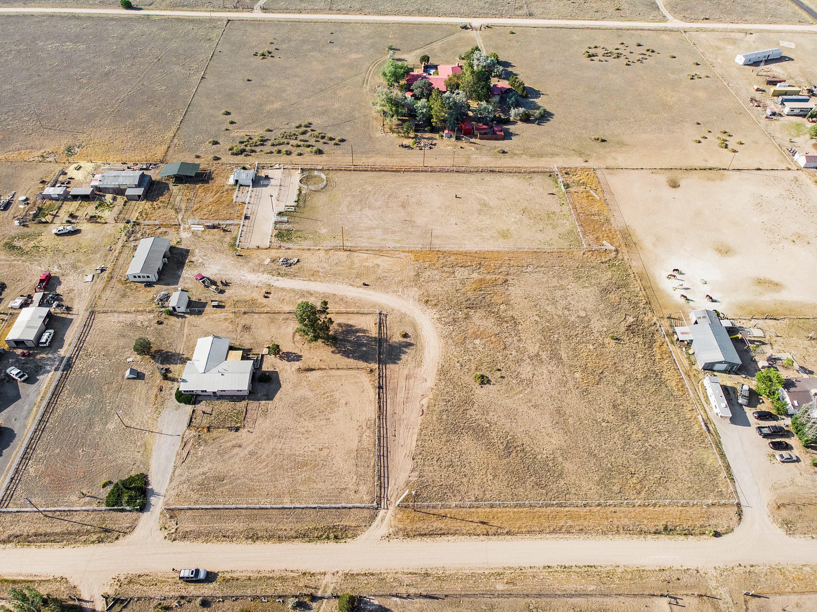 20 BUCKHORN Avenue Property Photo - Moriarty, NM real estate listing
