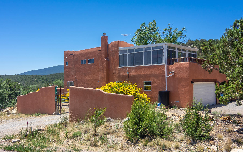 214 Pinon Trail Property Photo - Cedar Crest, NM real estate listing