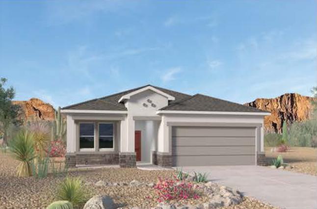 4201 Skyline Loop NE Property Photo - Rio Rancho, NM real estate listing