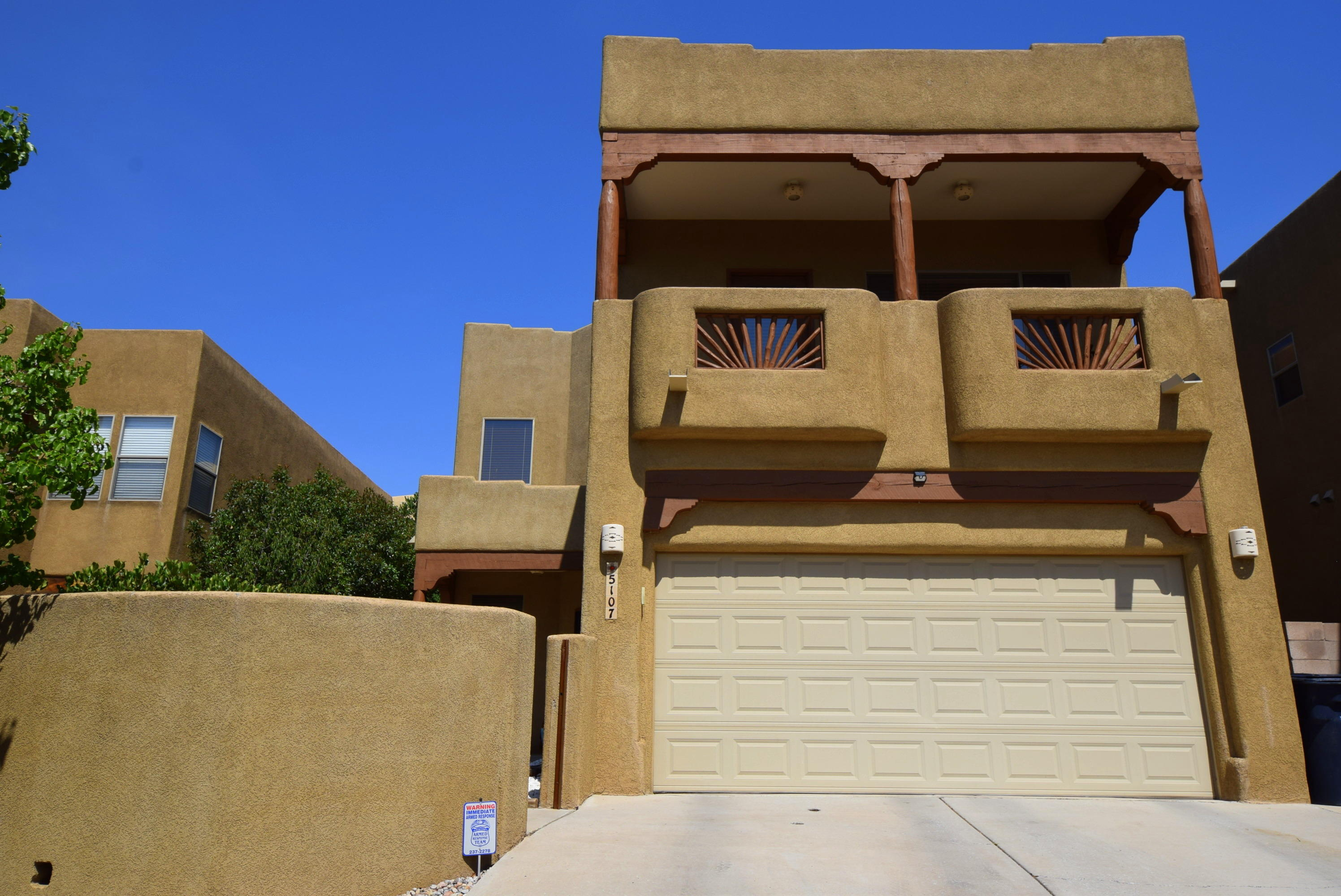 5107 MIRADA Drive NW Property Photo - Albuquerque, NM real estate listing