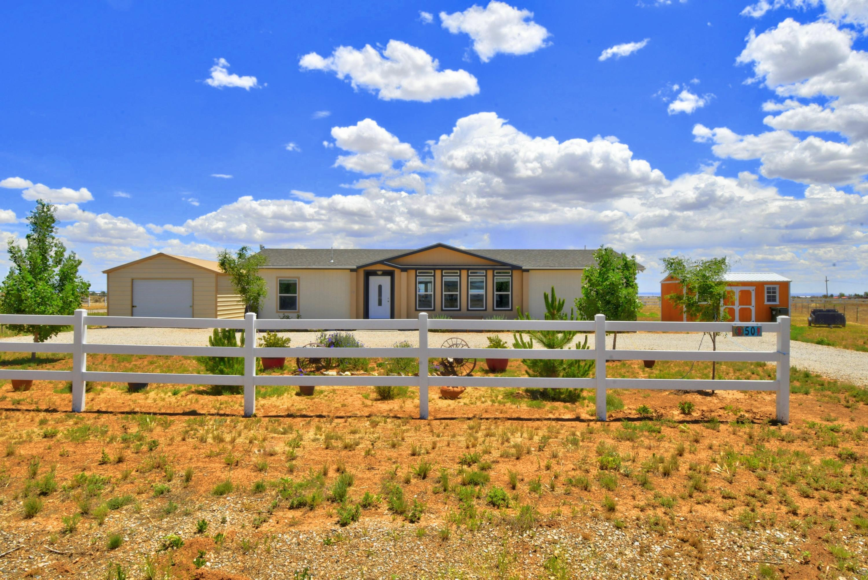 50 EQUESTRIAN PARK Road Property Photo - Edgewood, NM real estate listing