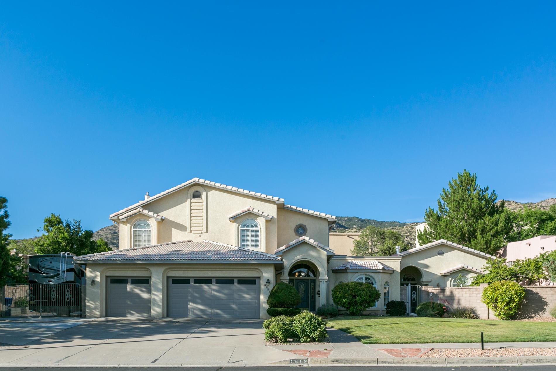 1512 PINNACLE VIEW Drive NE Property Photo - Albuquerque, NM real estate listing