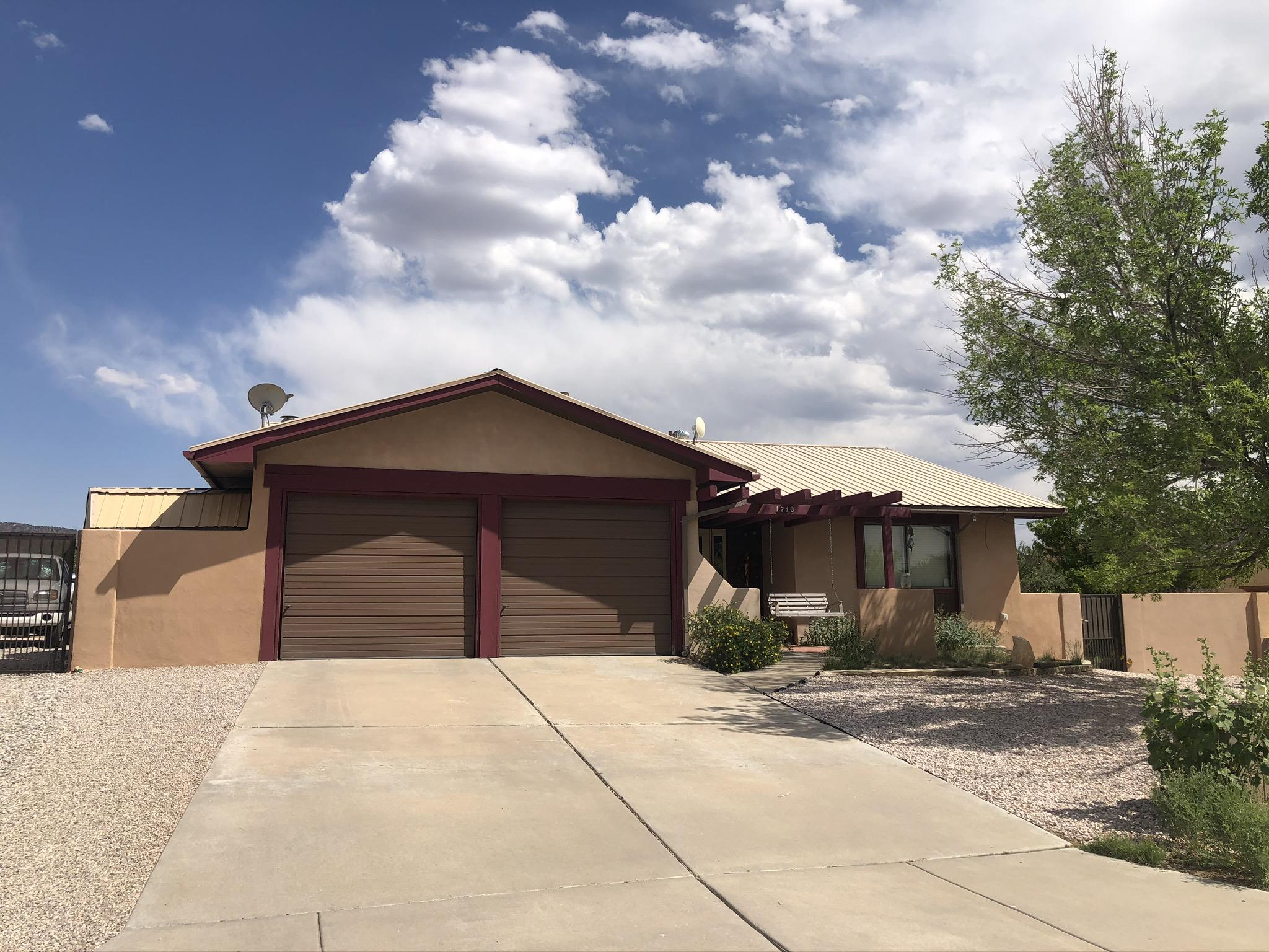 1713 LOS PINOS Drive Property Photo - Grants, NM real estate listing