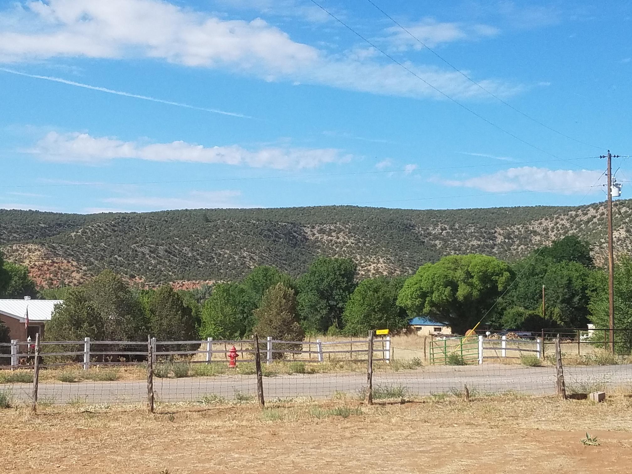 29 County Road B29E Property Photo - Villanueva, NM real estate listing