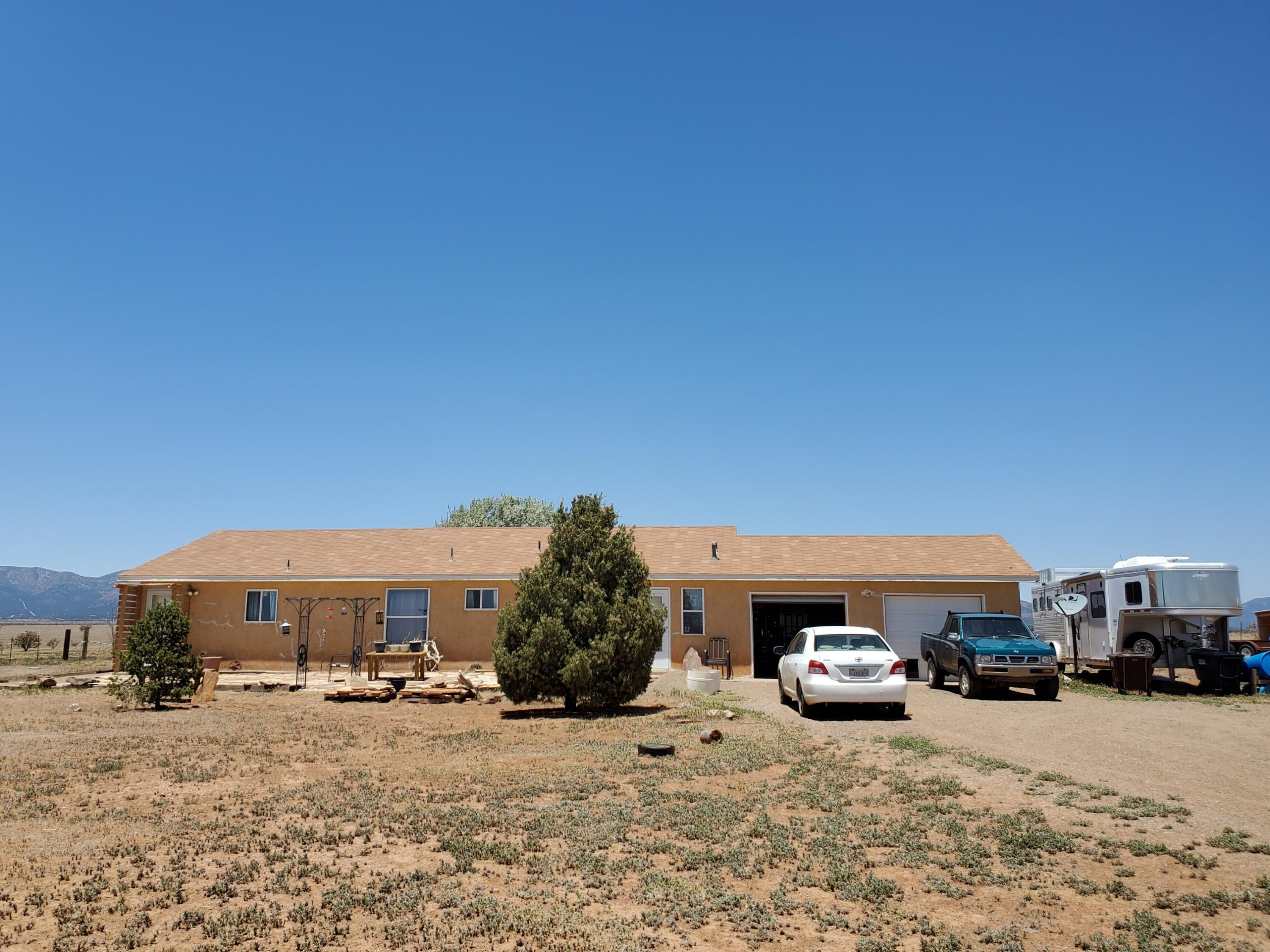 51 A Sheepdog Lane Property Photo - Stanley, NM real estate listing
