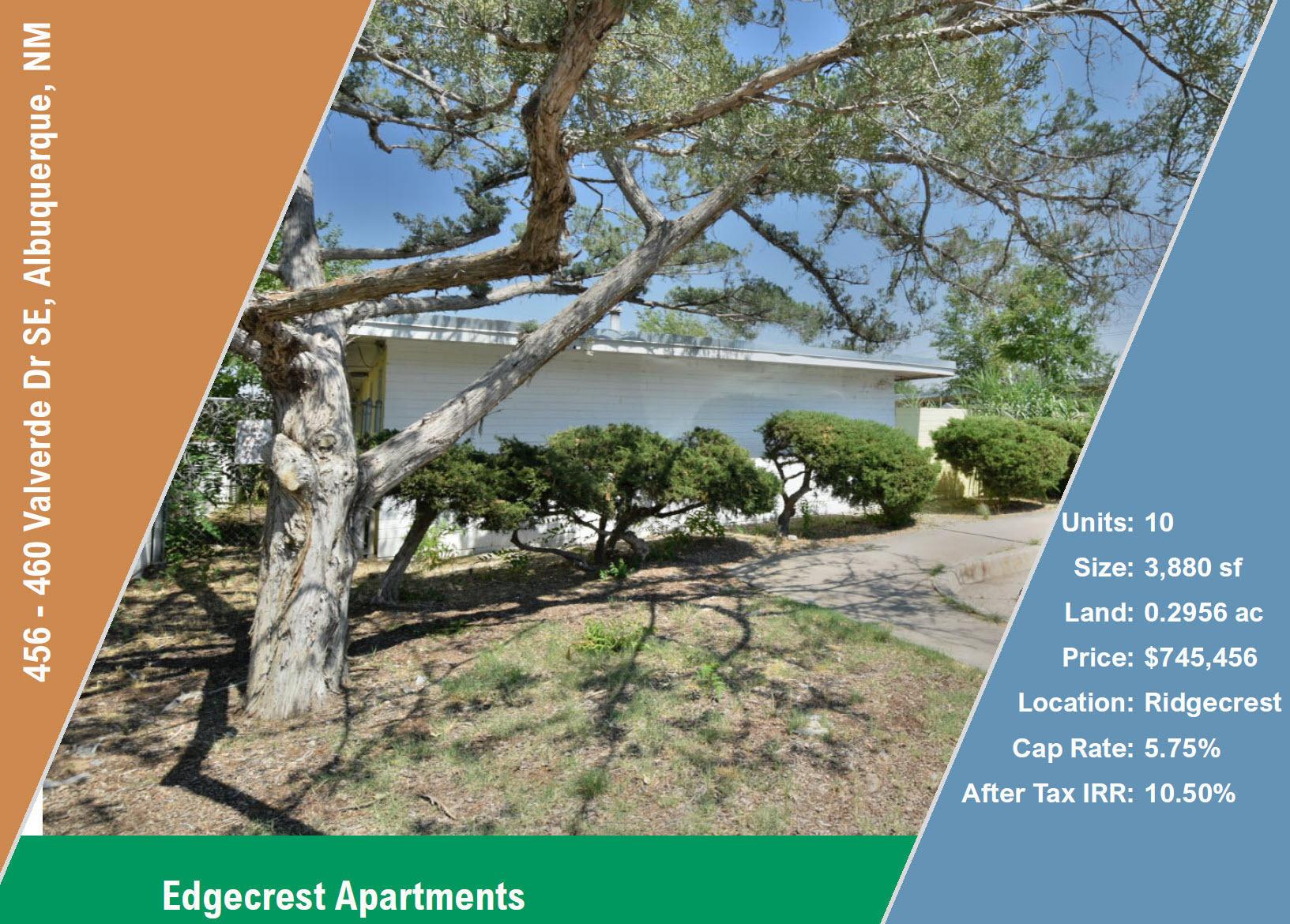 460 ValVerde SE Property Photo - Albuquerque, NM real estate listing