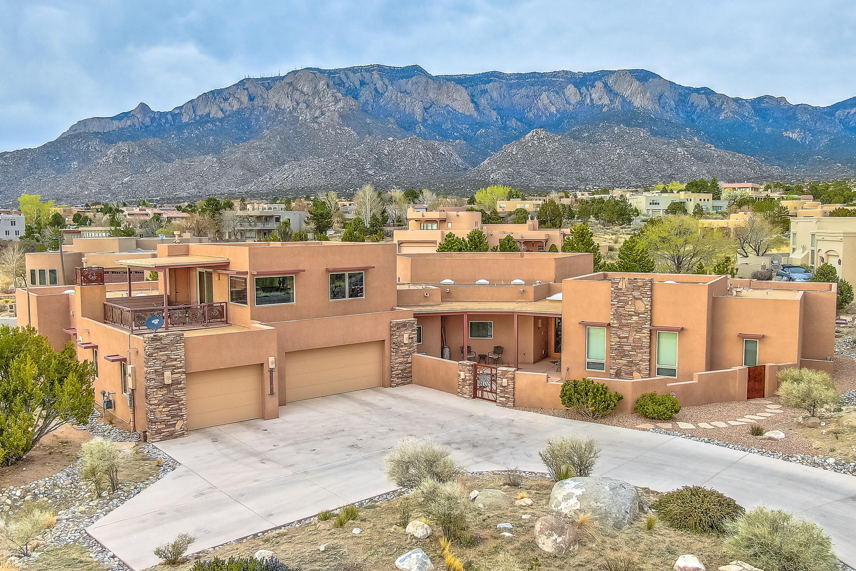 13305 Pino Ridge Place NE Property Photo - Albuquerque, NM real estate listing