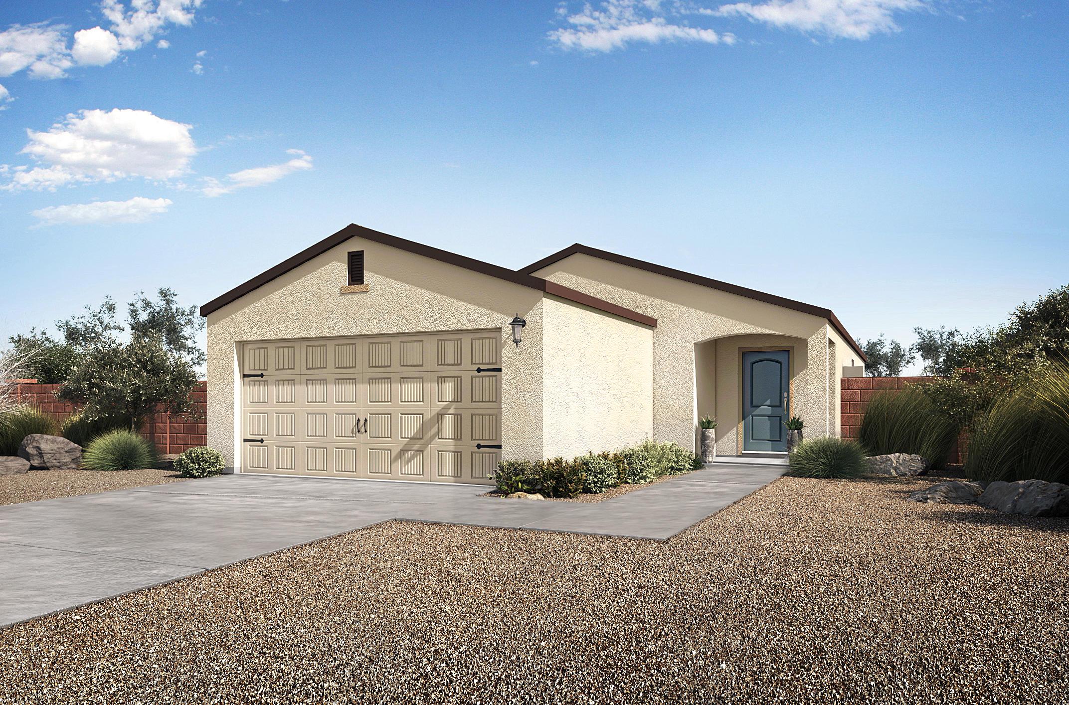 10036 Sacate Blanco Avenue SW Property Photo - Albuquerque, NM real estate listing