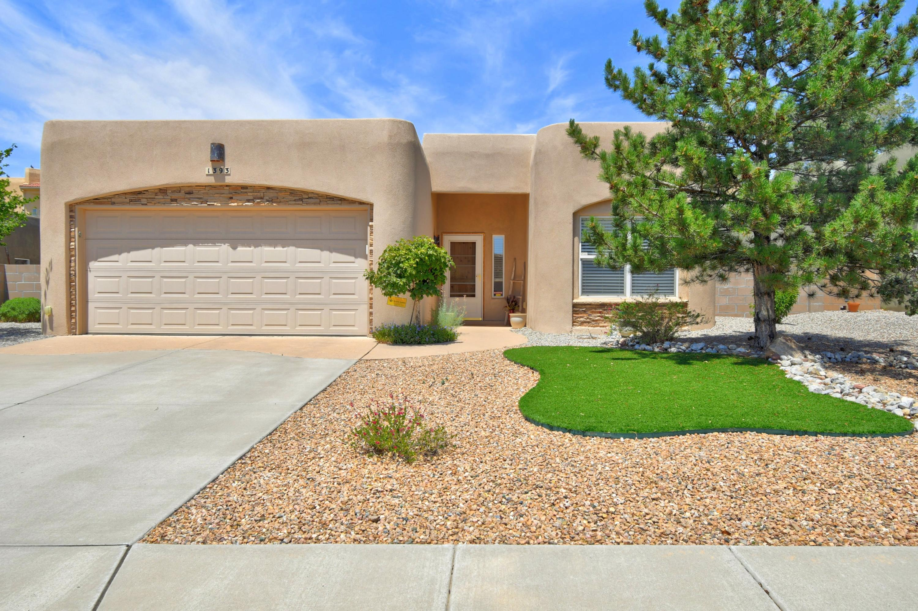 1393 TIFFANY Lane SE Property Photo - Rio Rancho, NM real estate listing