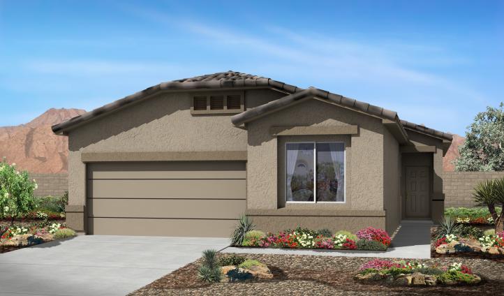 4205 Skyline Loop Property Photo - Rio Rancho, NM real estate listing