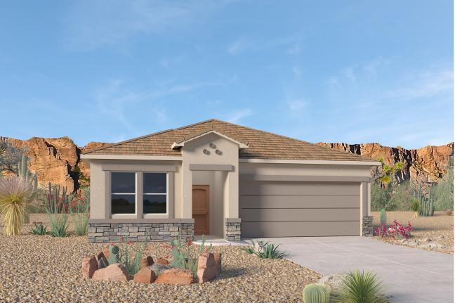 4209 Skyline Loop NE Property Photo - Rio Rancho, NM real estate listing