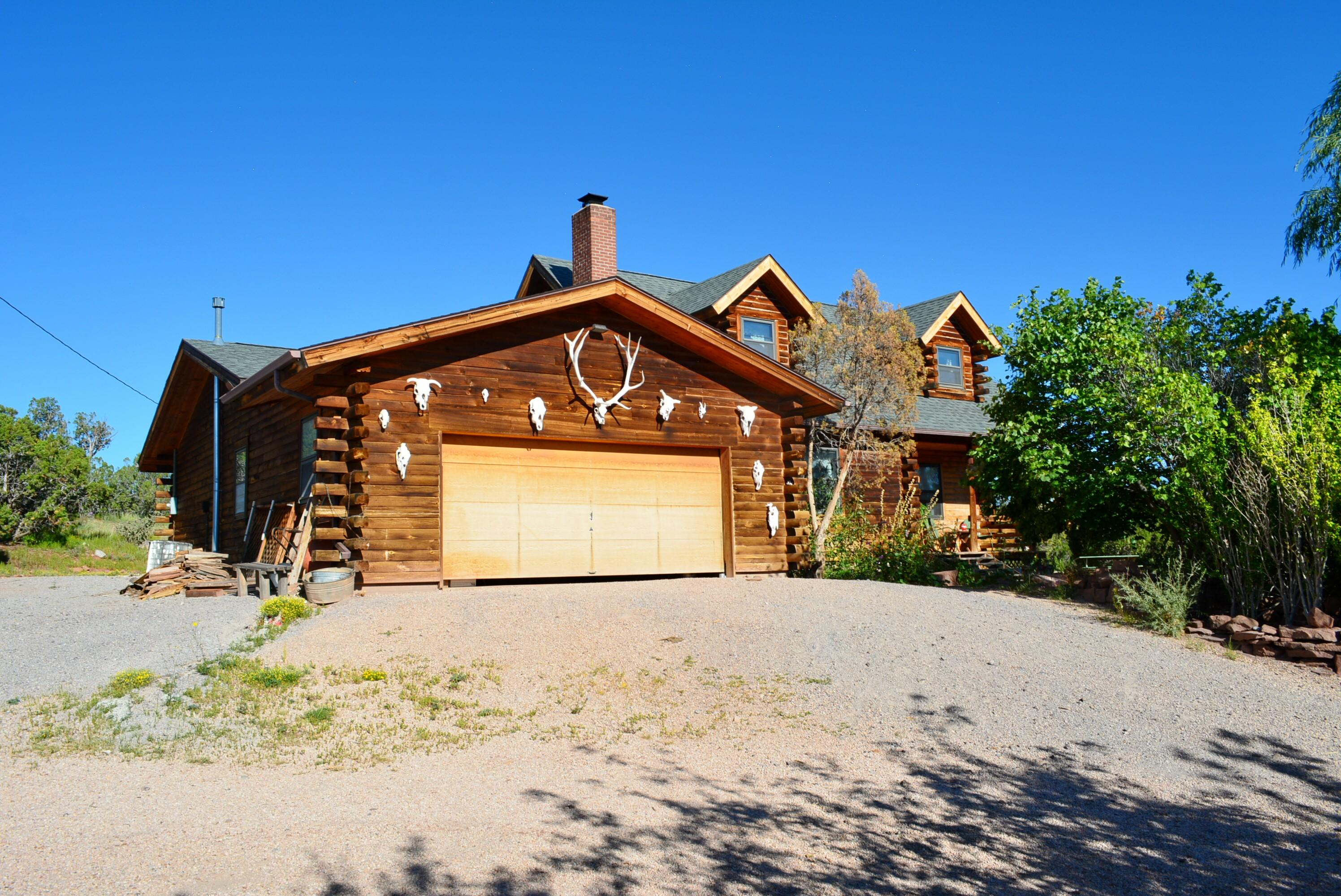 93 Cedar Ridge Road Property Photo - Bluewater, NM real estate listing