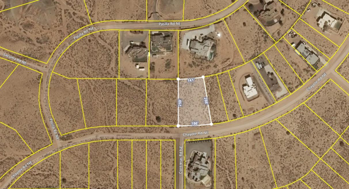 6016 Chayote Road NE Property Photo