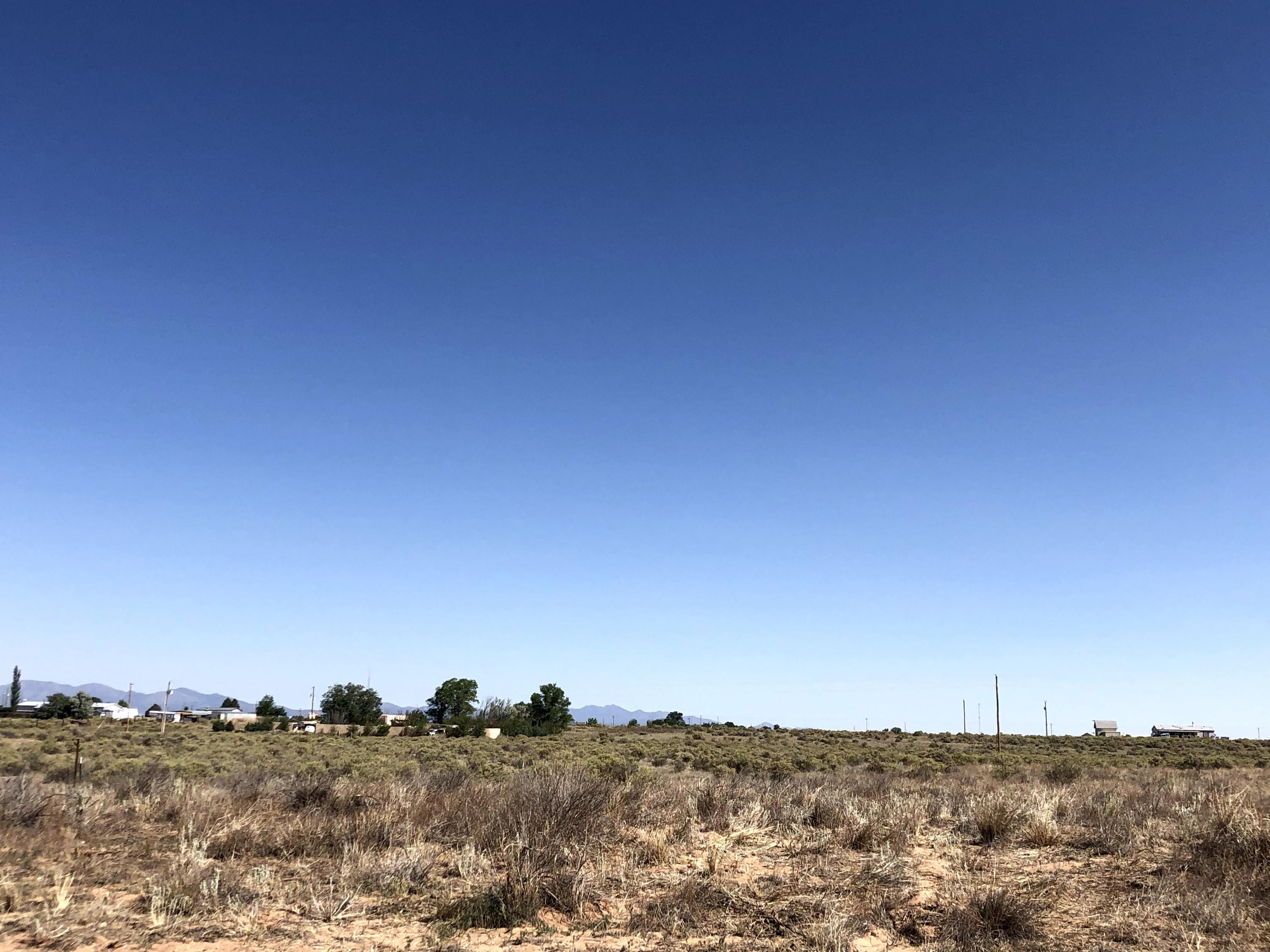 Martinez Road Property Photo - Moriarty, NM real estate listing