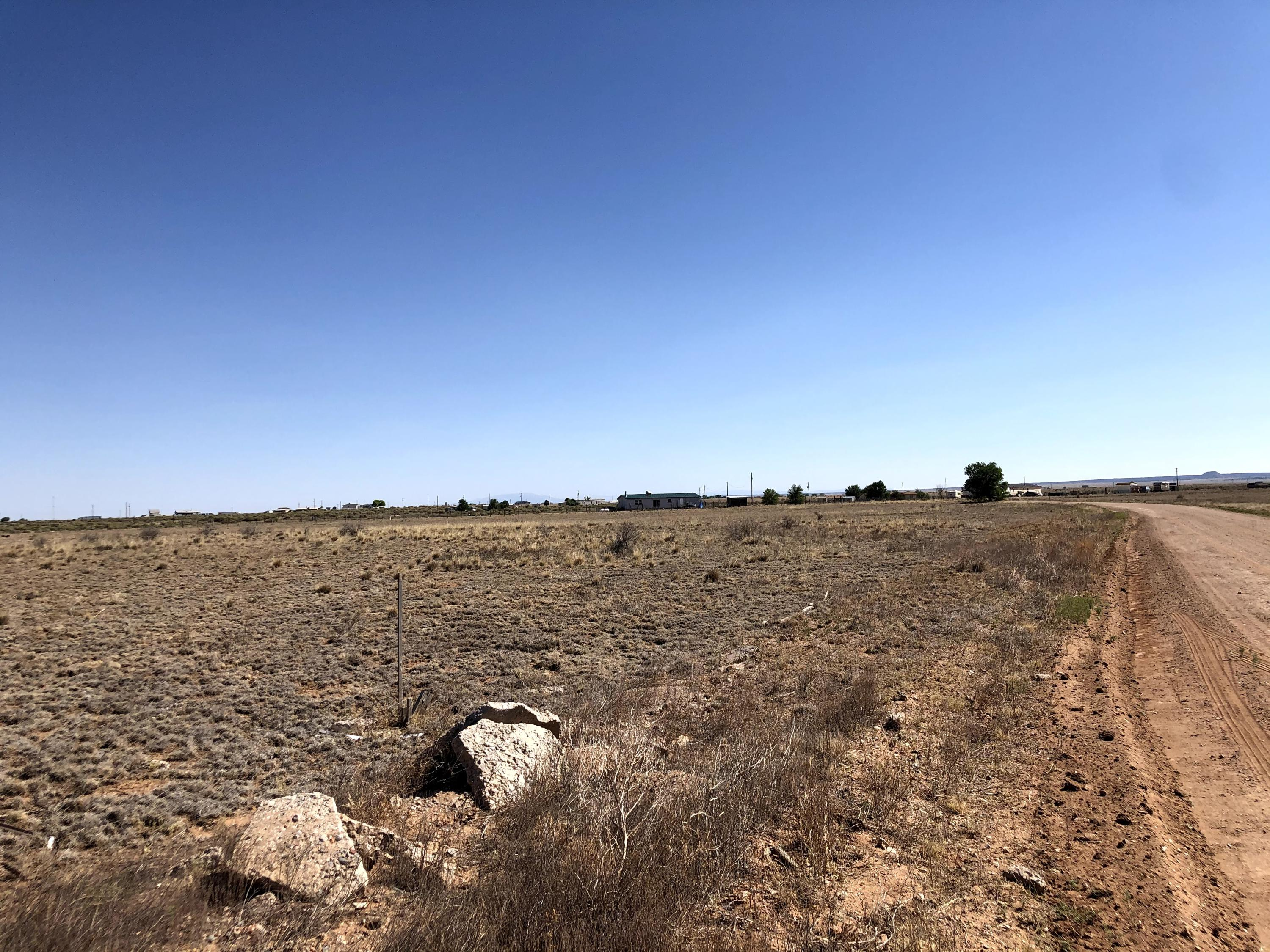 Yucca Lane Property Photo - Moriarty, NM real estate listing