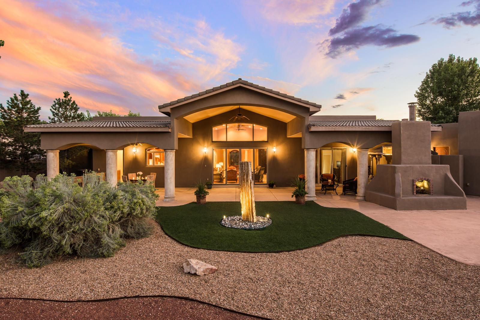 306 Plaza Consuelo Property Photo - Bernalillo, NM real estate listing