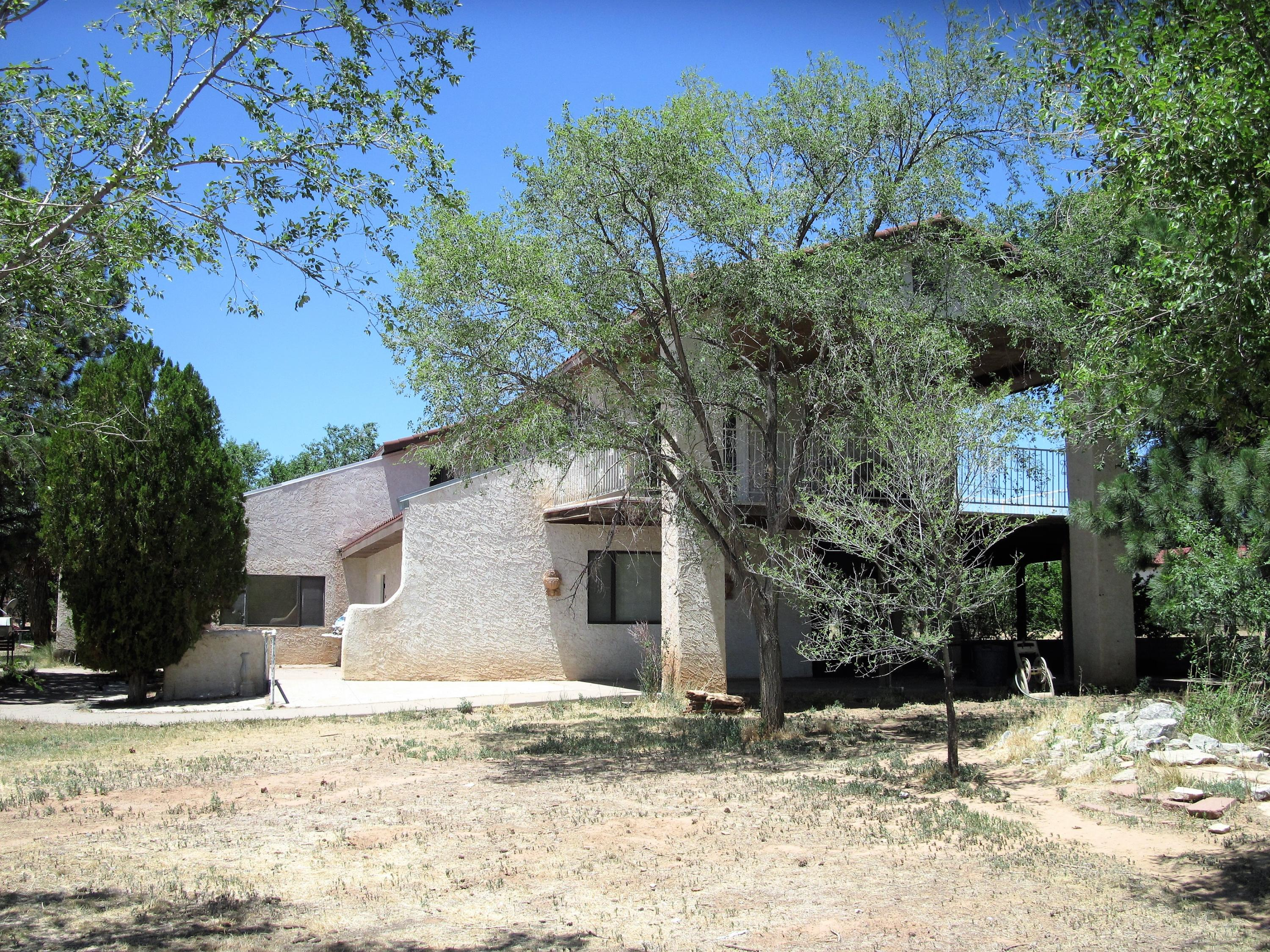 18 MCCALL Loop Property Photo - Edgewood, NM real estate listing