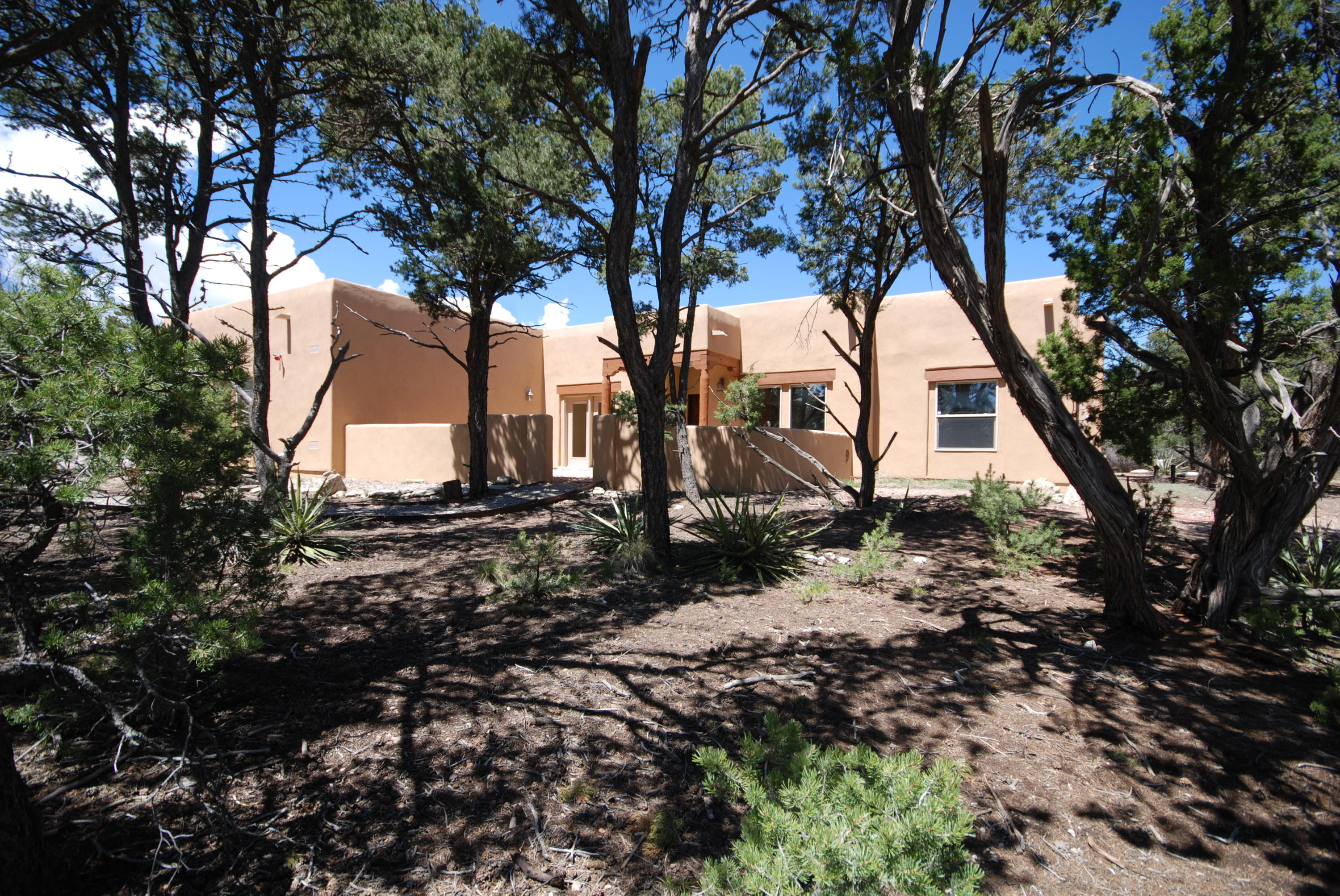 17 CRESTA VISTA Court Property Photo - Tijeras, NM real estate listing