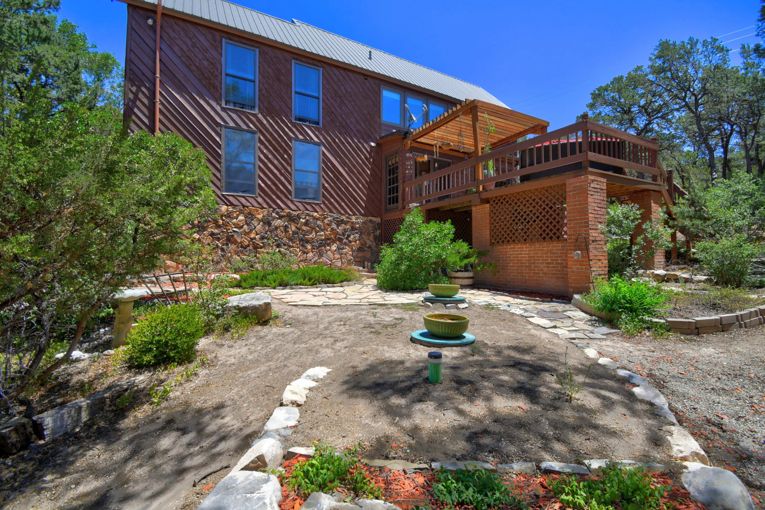 56 TABLAZON Road Property Photo - Tijeras, NM real estate listing
