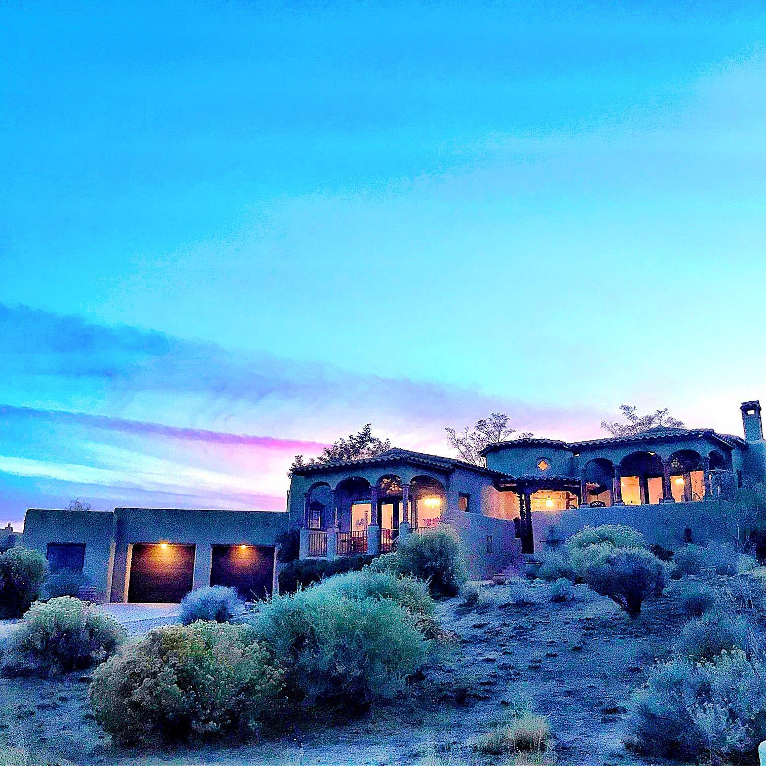 4001 SILVERY MINNOW Place NW Property Photo - Albuquerque, NM real estate listing