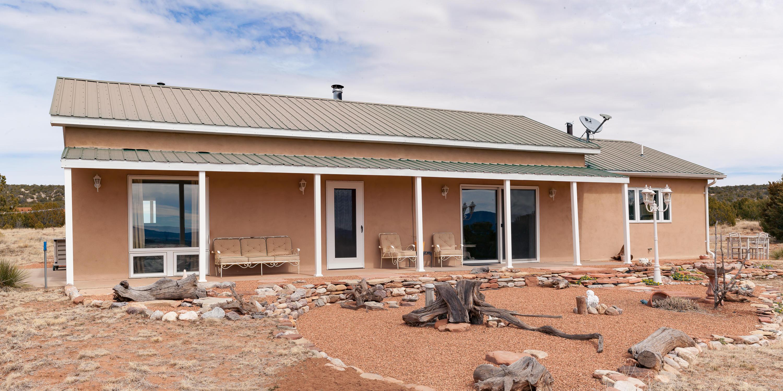 64 ARROWHEAD Road Property Photo - Mountainair, NM real estate listing