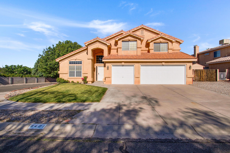 8401 JOSEPH SHARP Street NE Property Photo - Albuquerque, NM real estate listing