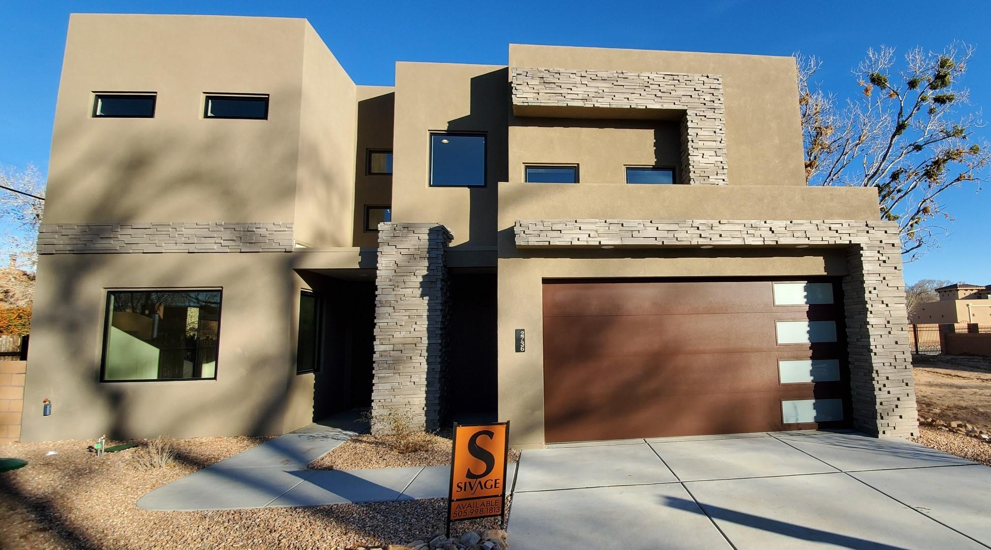 2736 PUERTA DEL BOSQUE Lane NW Property Photo - Albuquerque, NM real estate listing