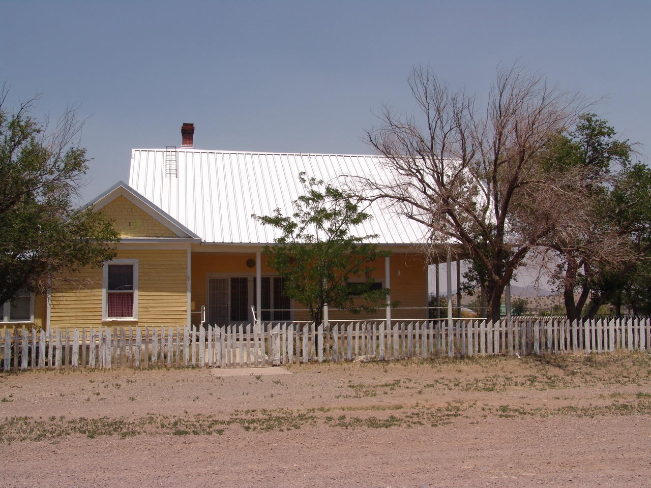 200 3RD Street Property Photo - Magdalena, NM real estate listing