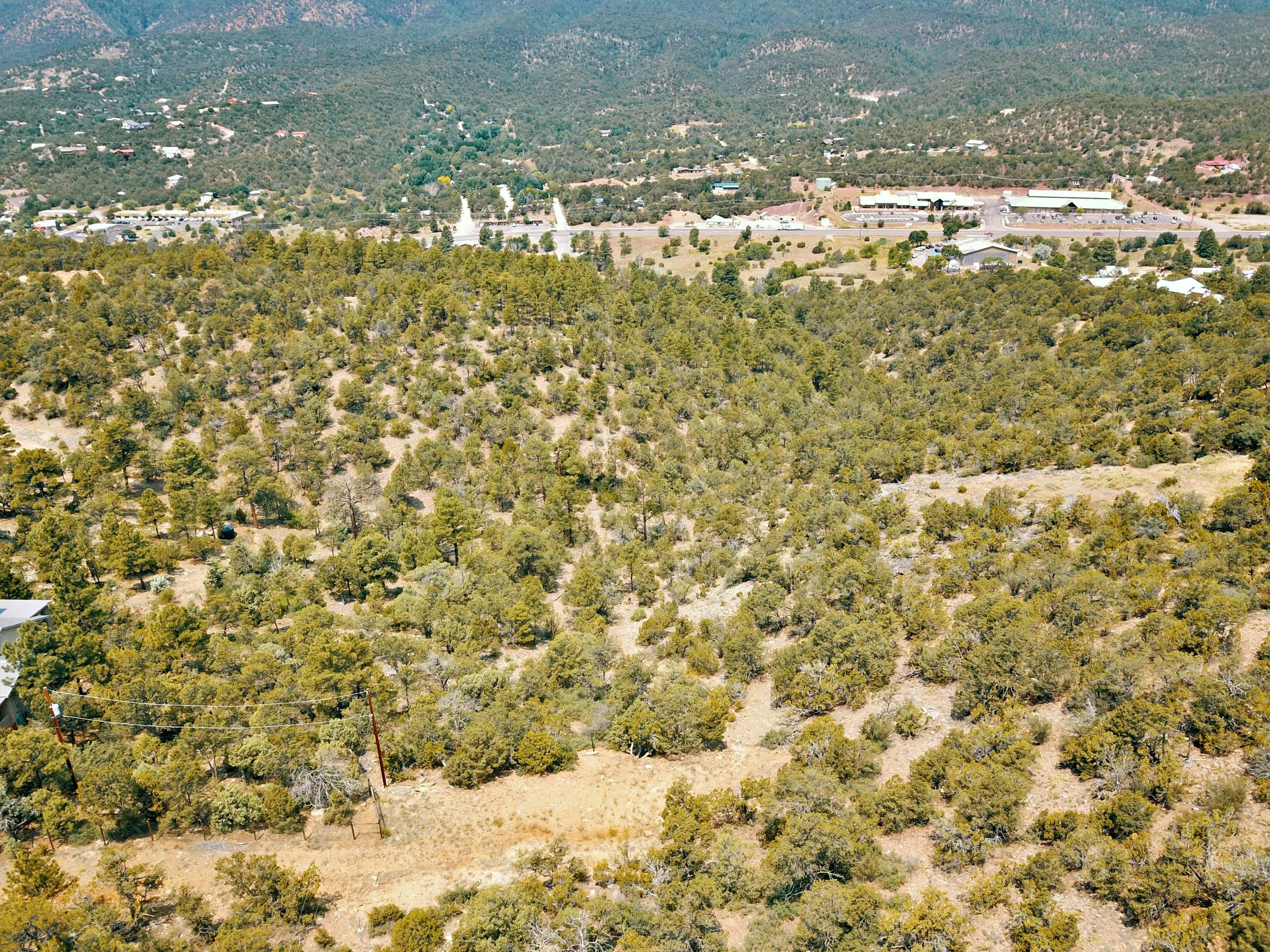 0 Sangre De Cristo Property Photo - Cedar Crest, NM real estate listing