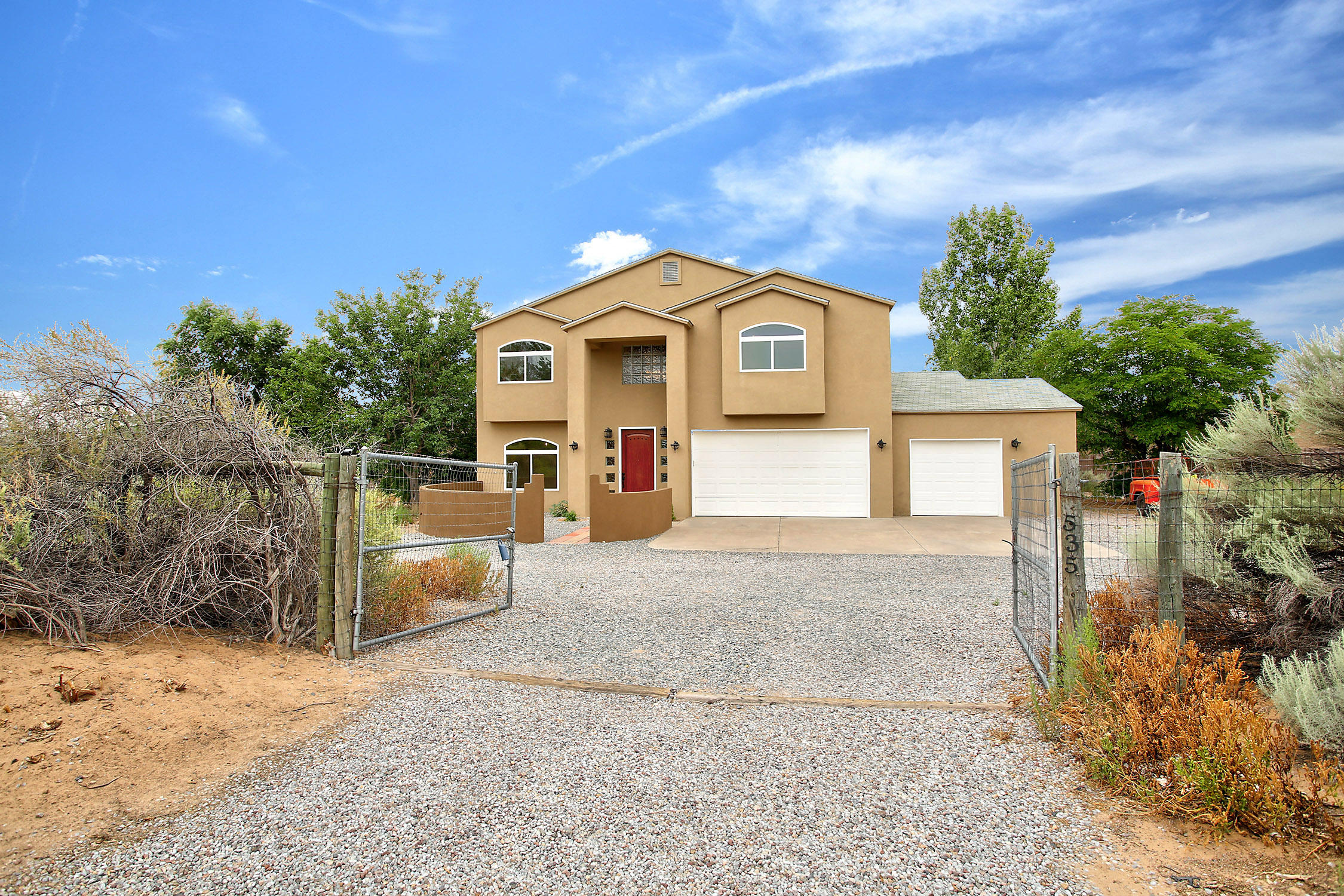 535 N ANGEL Road Property Photo - Corrales, NM real estate listing