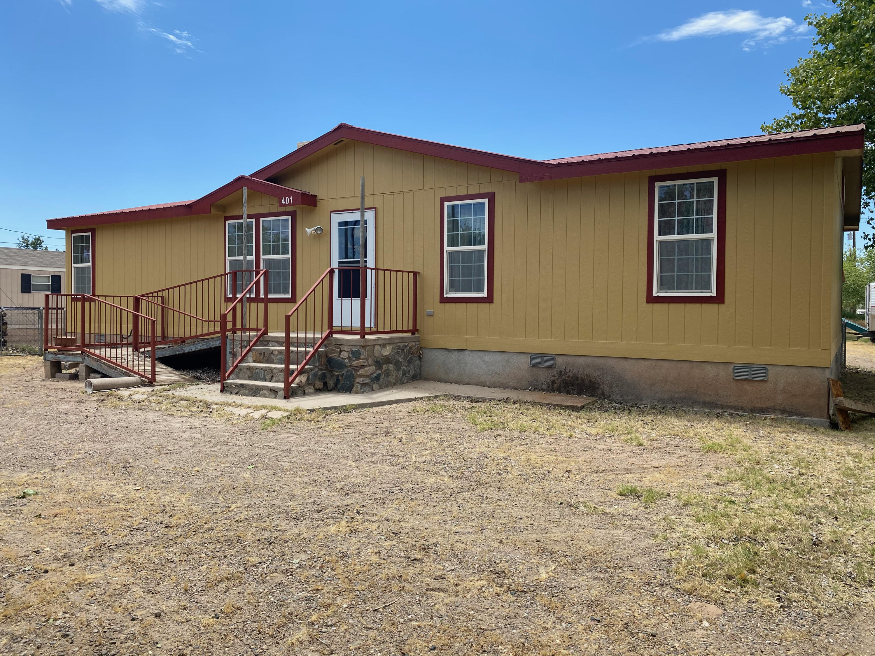 401 JUAN P SANCHEZ Road SW Property Photo - Los Lunas, NM real estate listing