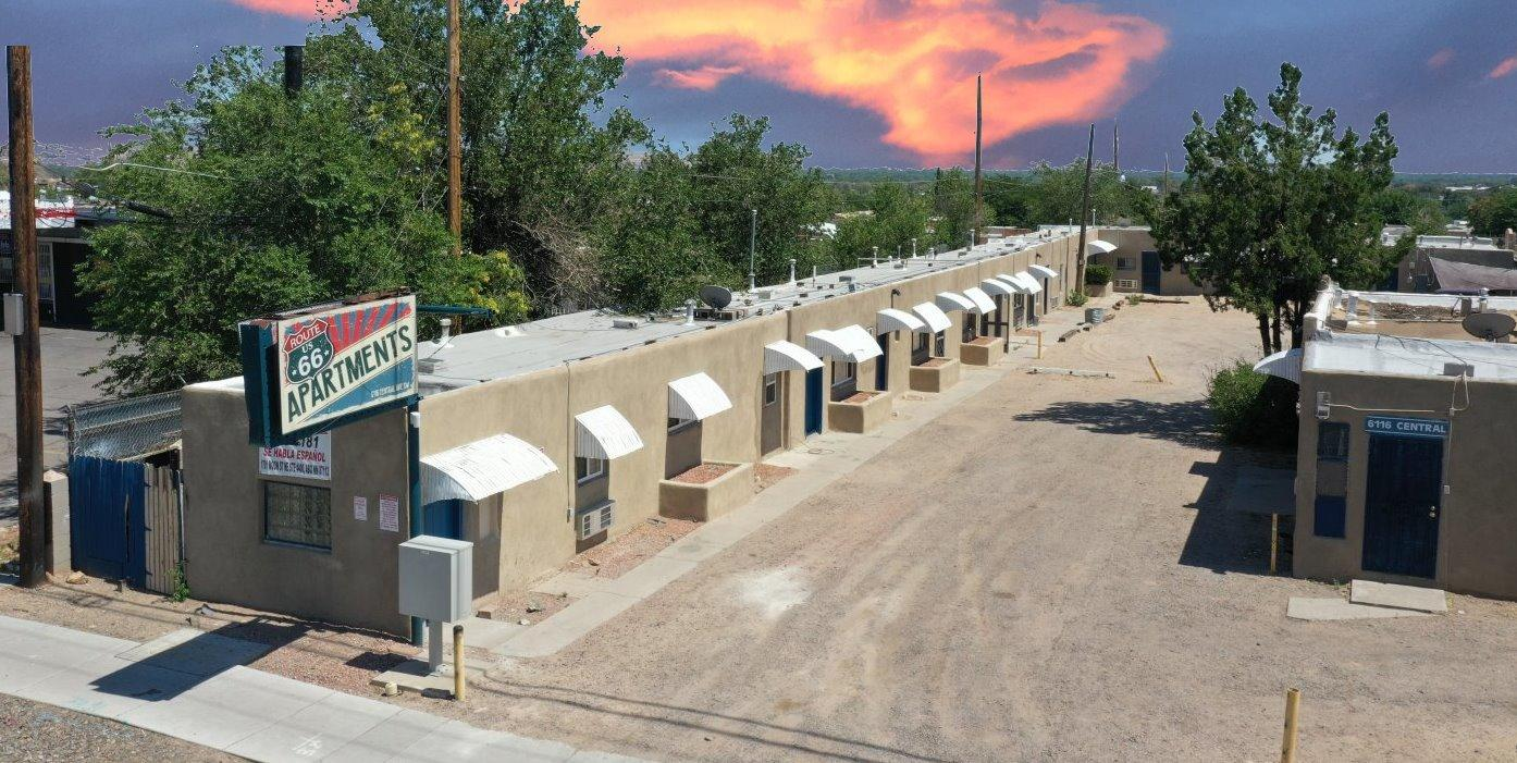 6116 Central Avenue SW Property Photo - Albuquerque, NM real estate listing