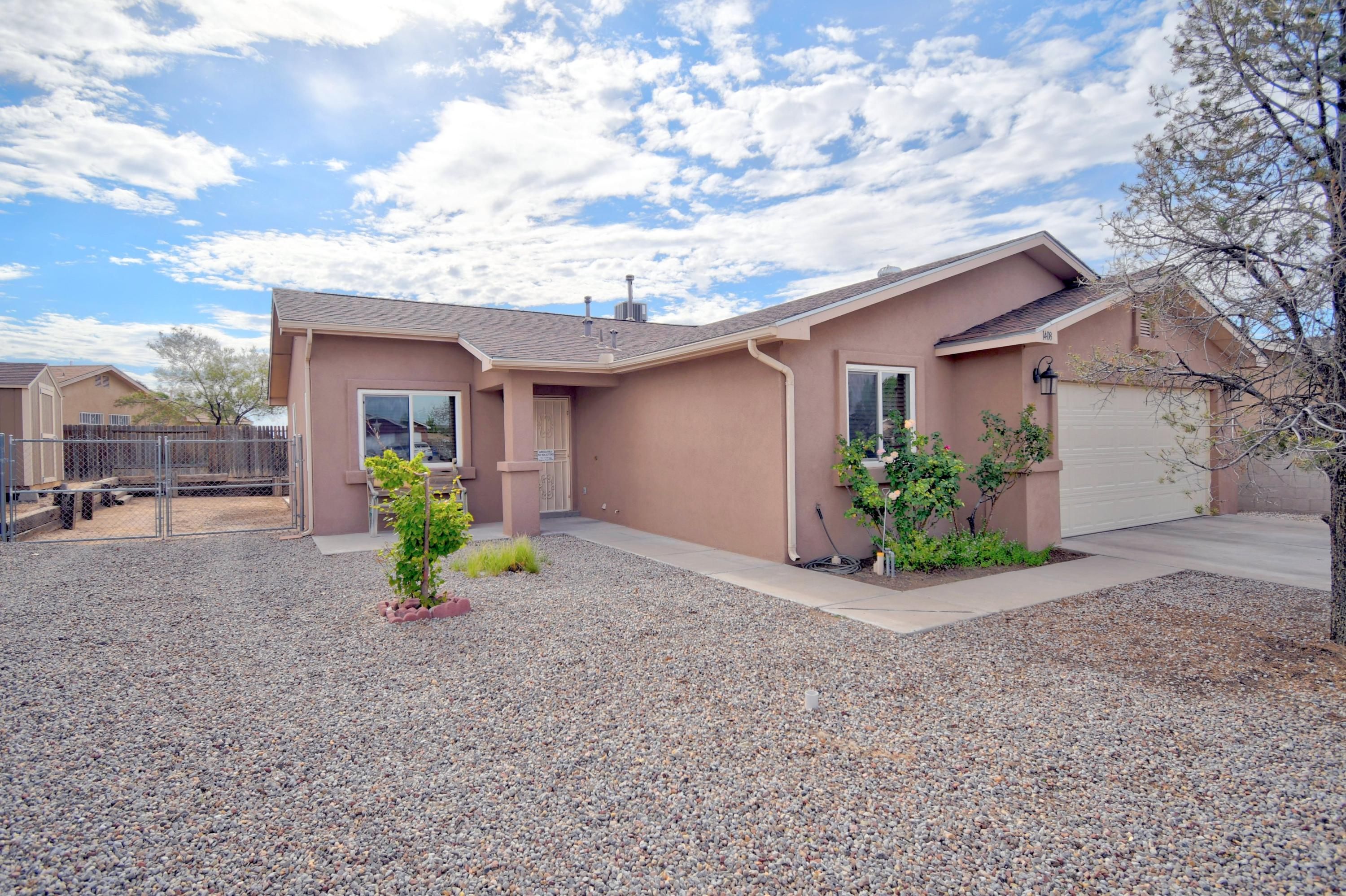 1408 ROLLING ROCK Place SW Property Photo - Albuquerque, NM real estate listing