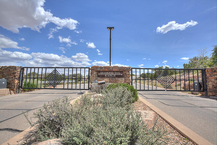 117 DIAMOND TAIL LOT 14 Road Property Photo - Placitas, NM real estate listing